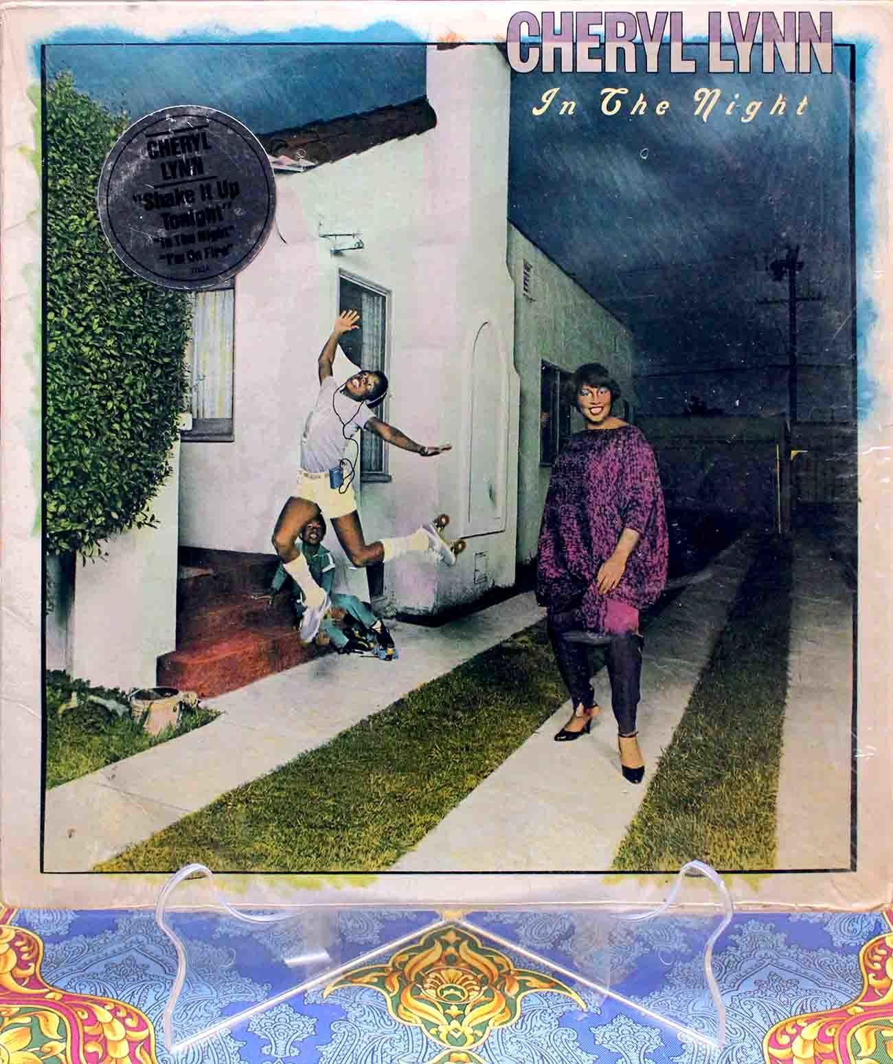 Cheryl Lynn – In The Night LP 01
