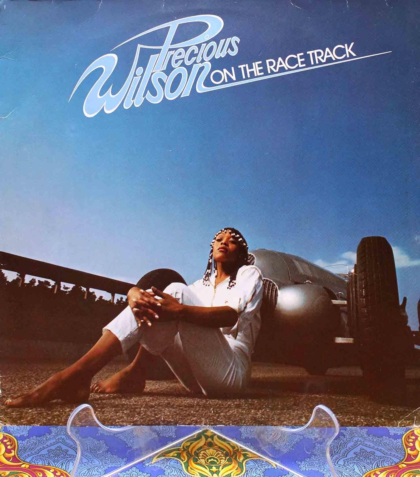 Precious Wilson – On The Race Track 01