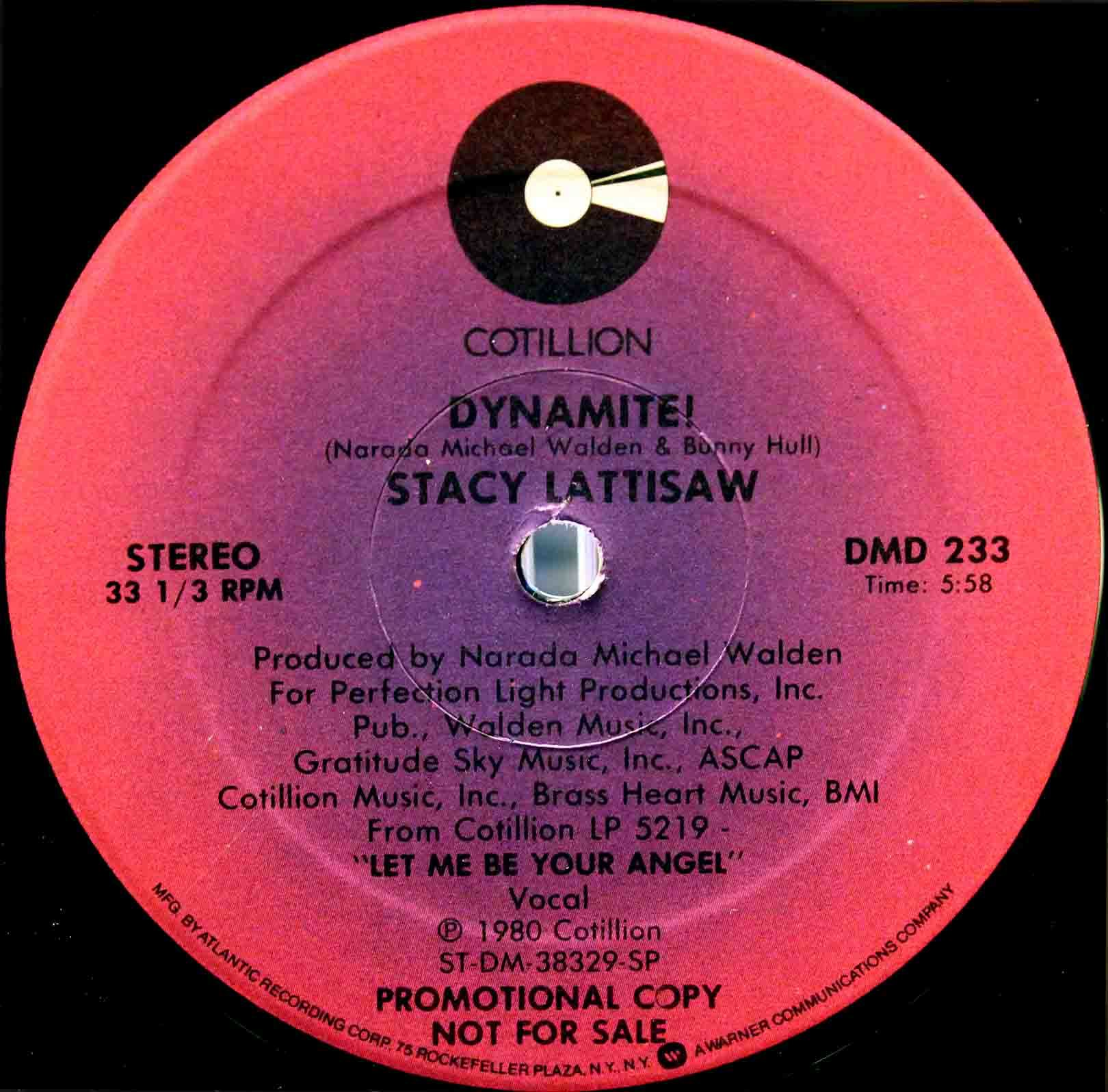 Stacy Lattisaw - Dynamite 02