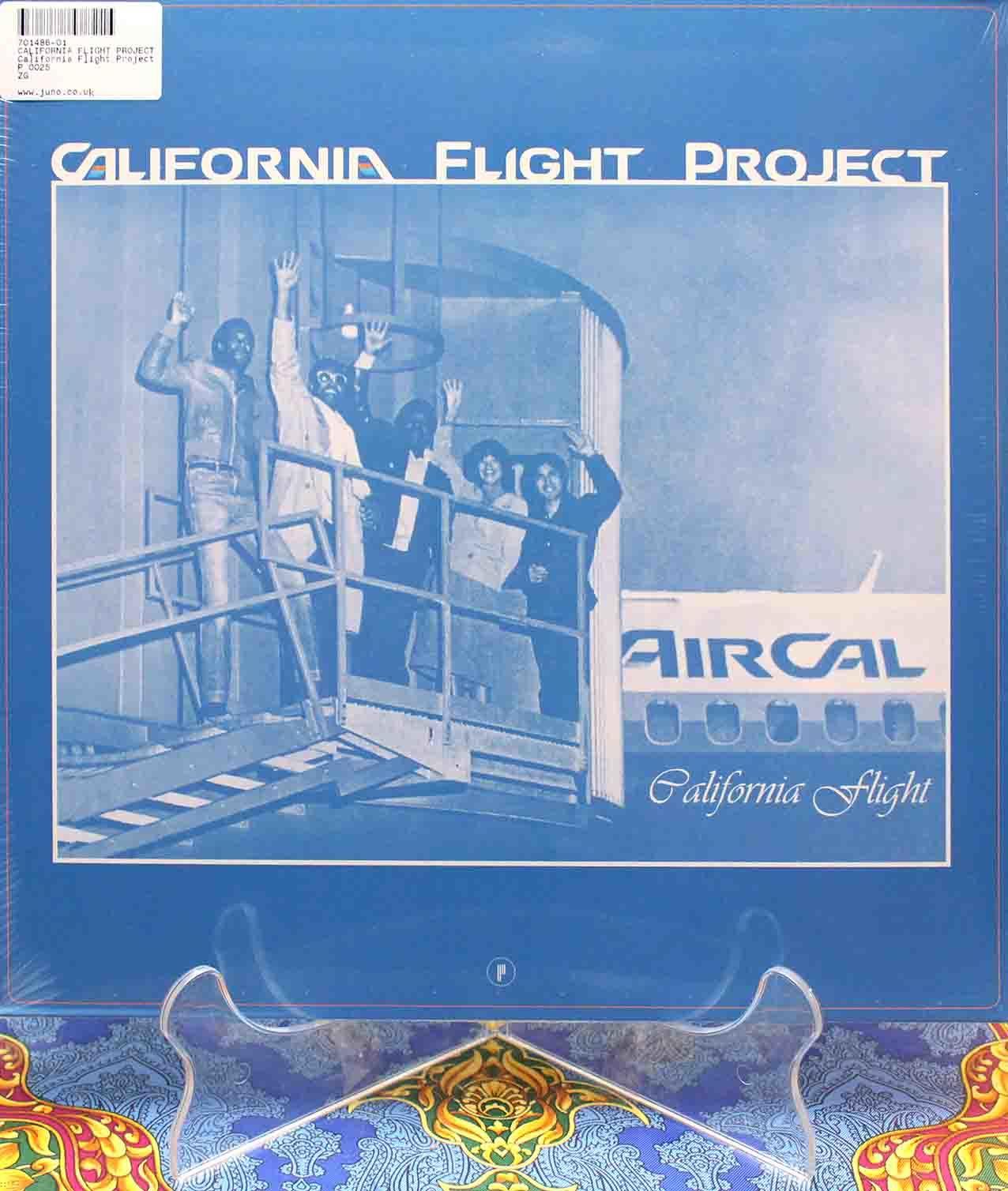 California Flight Project 01
