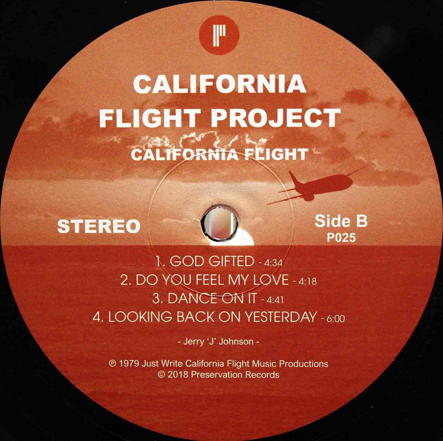 California Flight Project 04