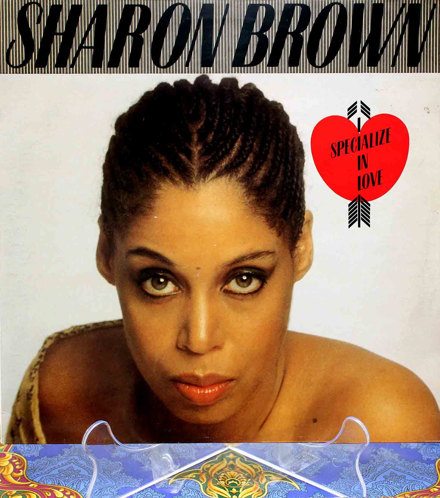 Sharon Brown – I Specialize In Love 01