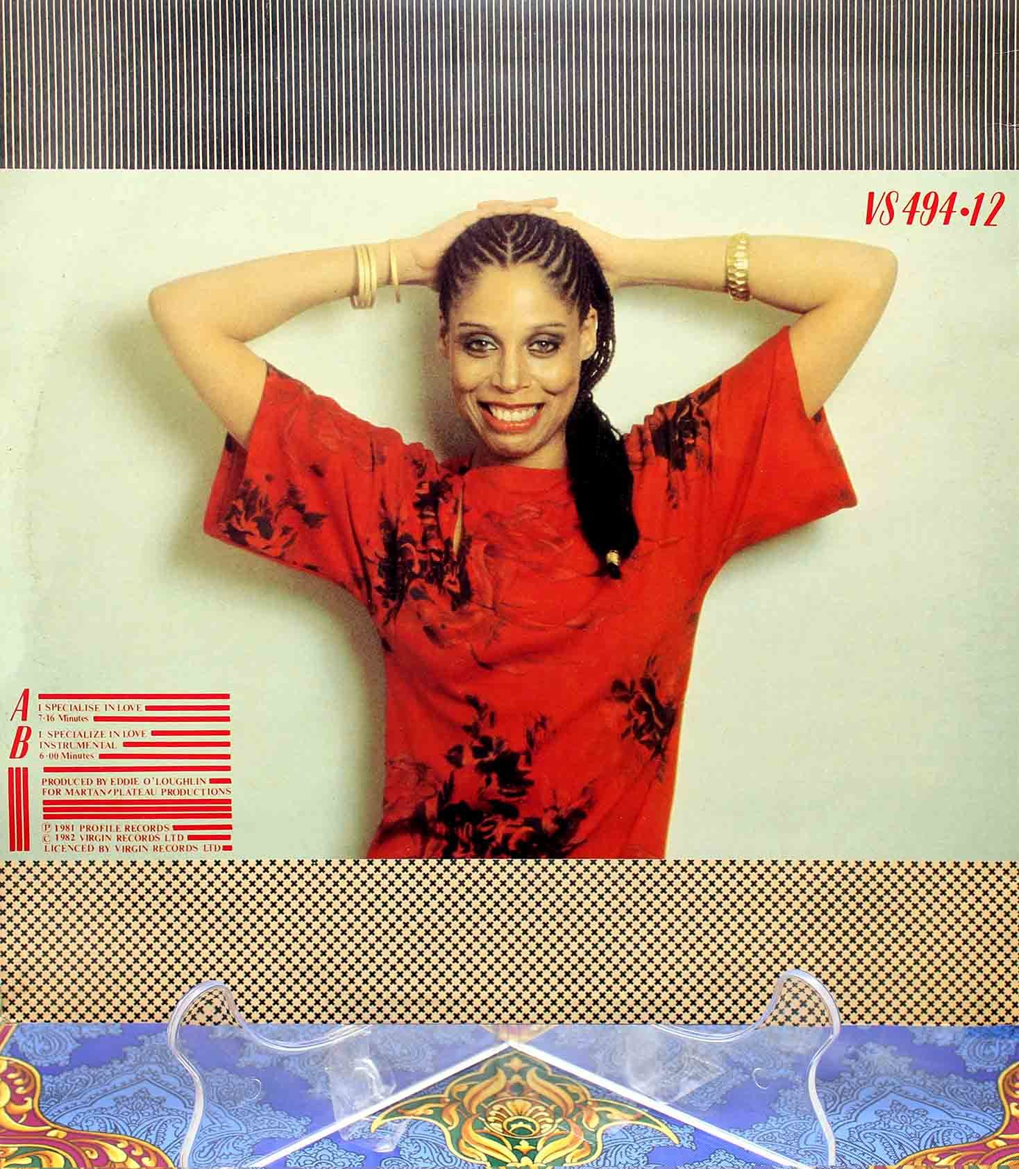 Sharon Brown – I Specialize In Love 02