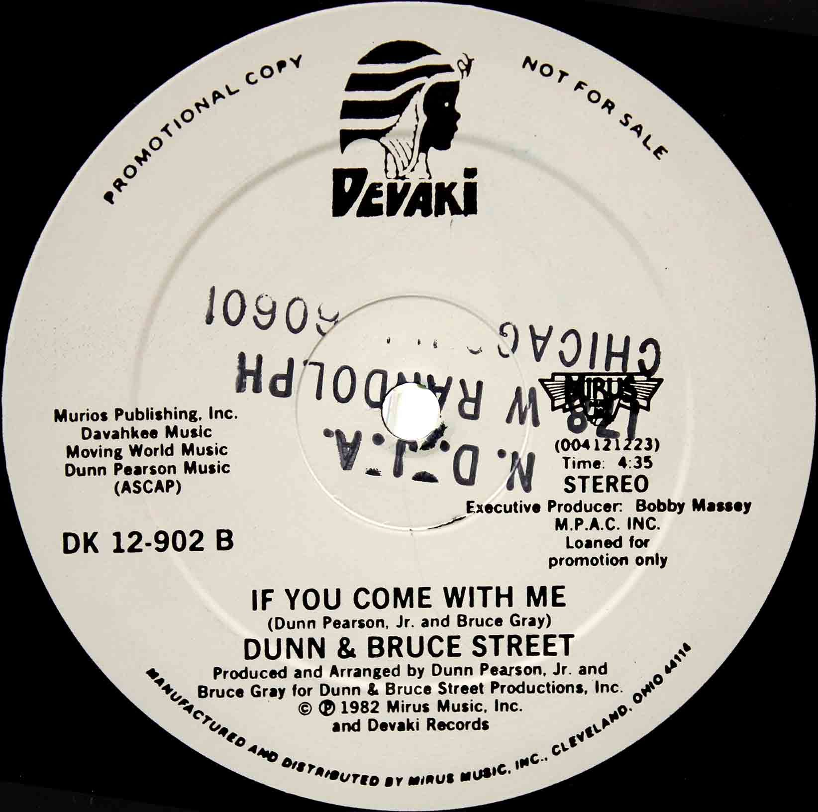 Dunn Bruce Street – Shout For Joy 04