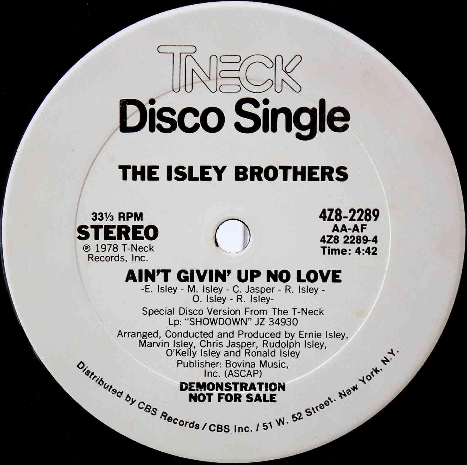 The Isley Bros It`s A Disco Night 04