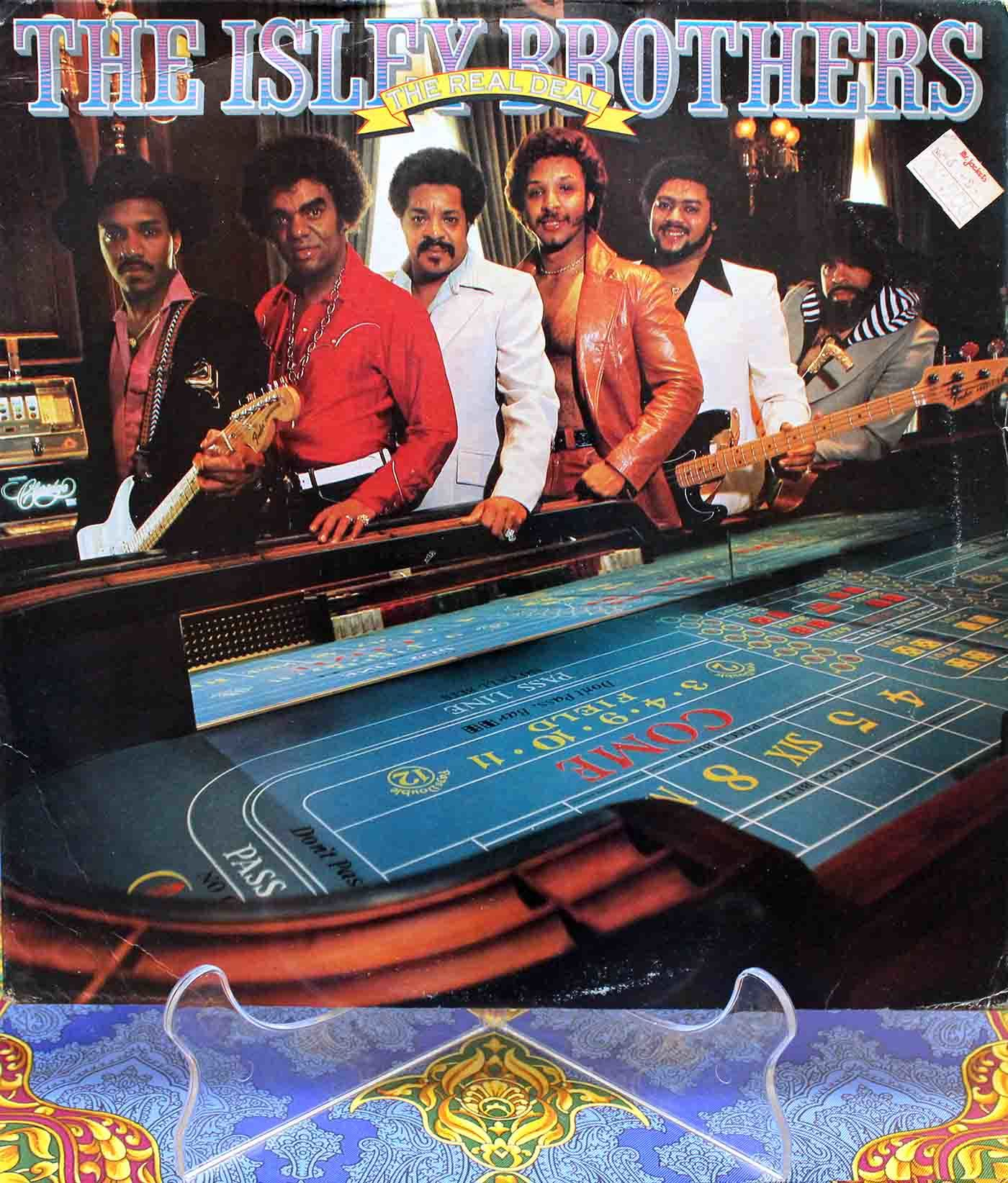 The Isley Brothers The Real Deal 01