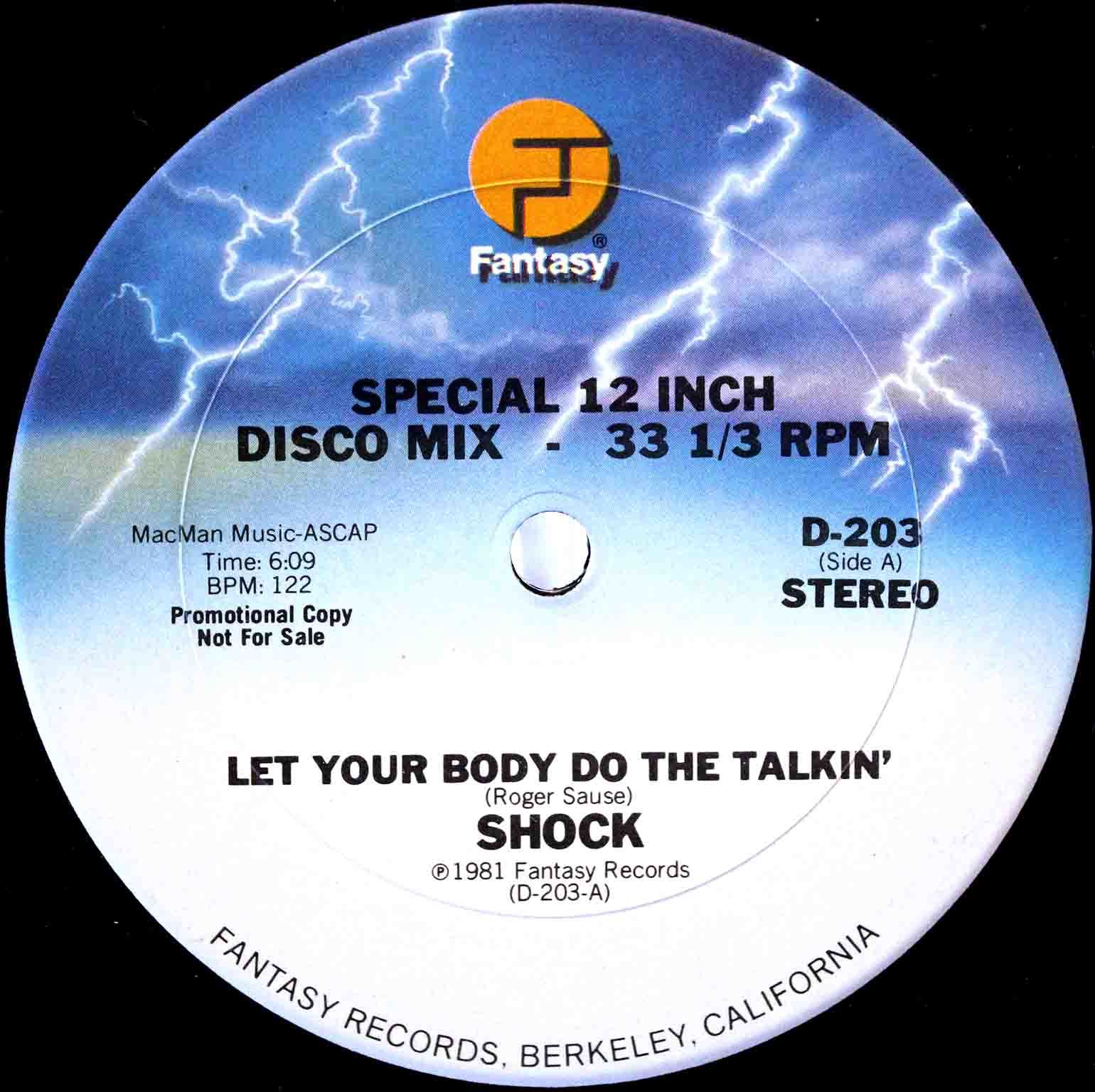 Shock ‎– Let Your Body Do The Talkin 03