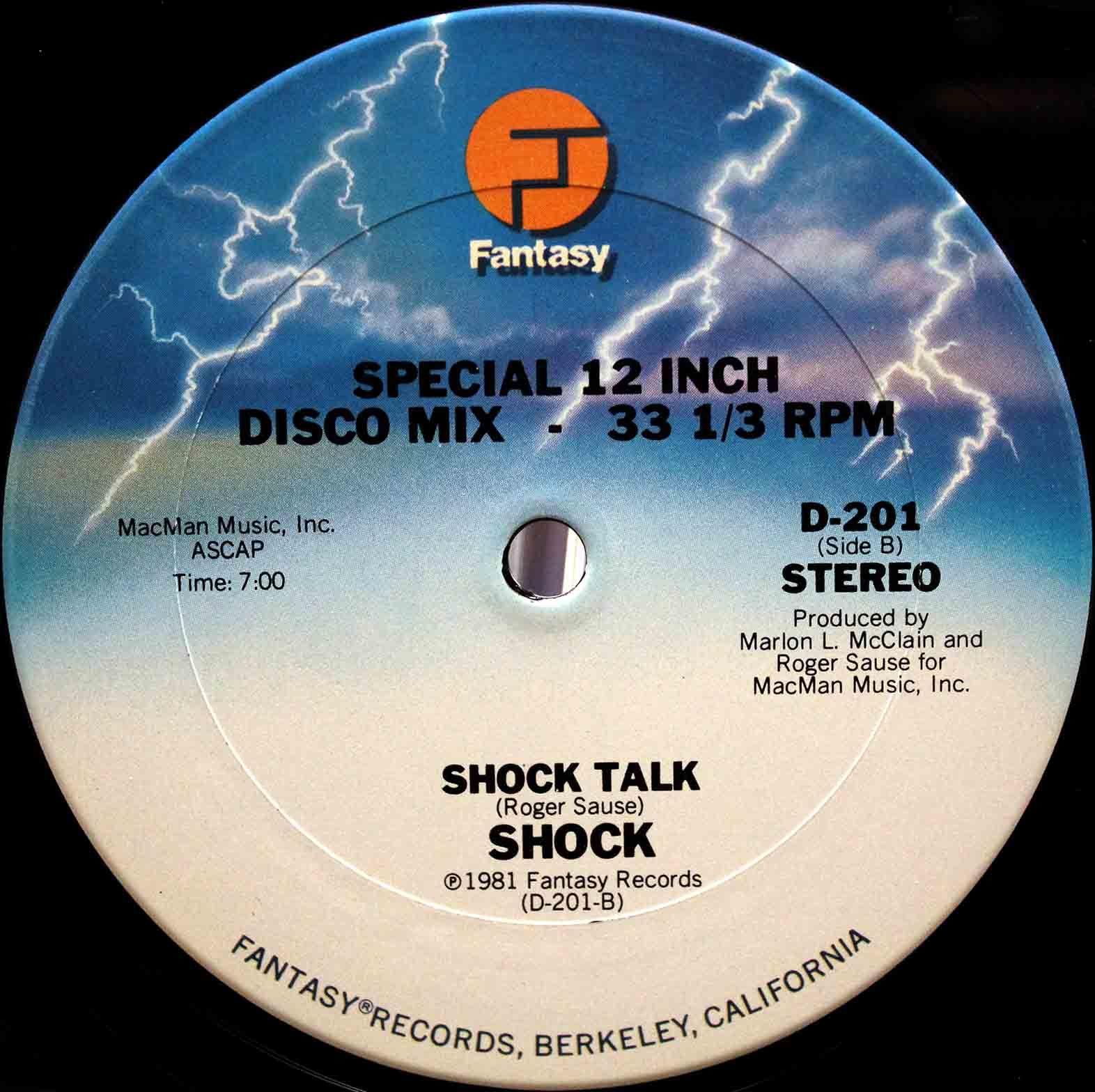 Shock - Lets Get Crackin 04