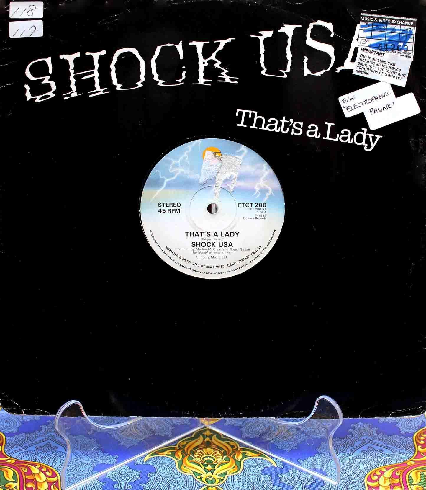 Shock Thats A Lady 01