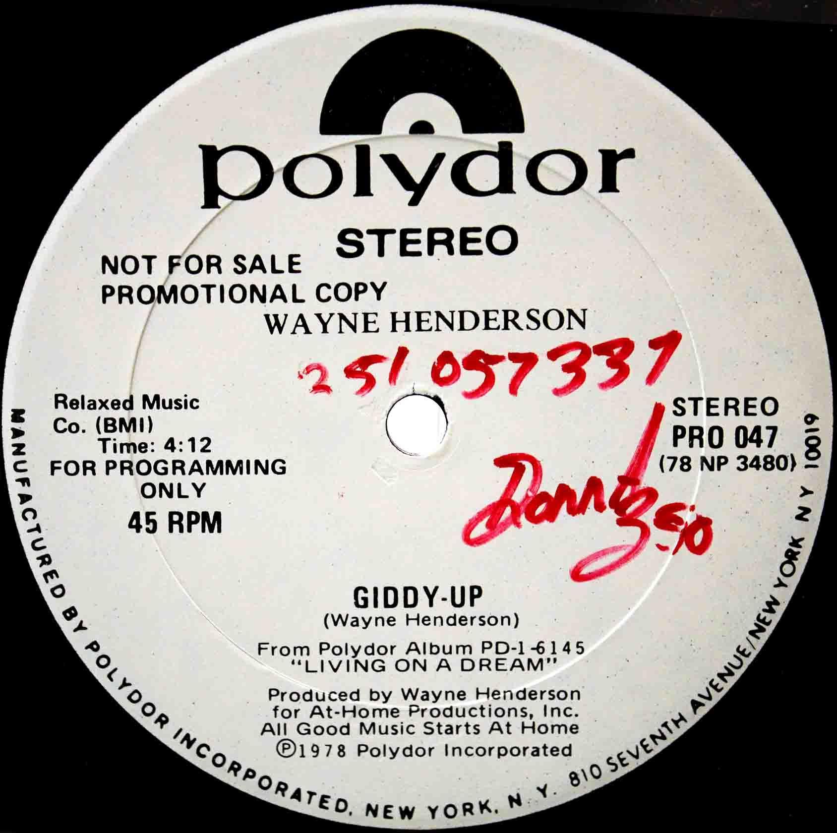 Wayne Henderson – Hot Stuff 03