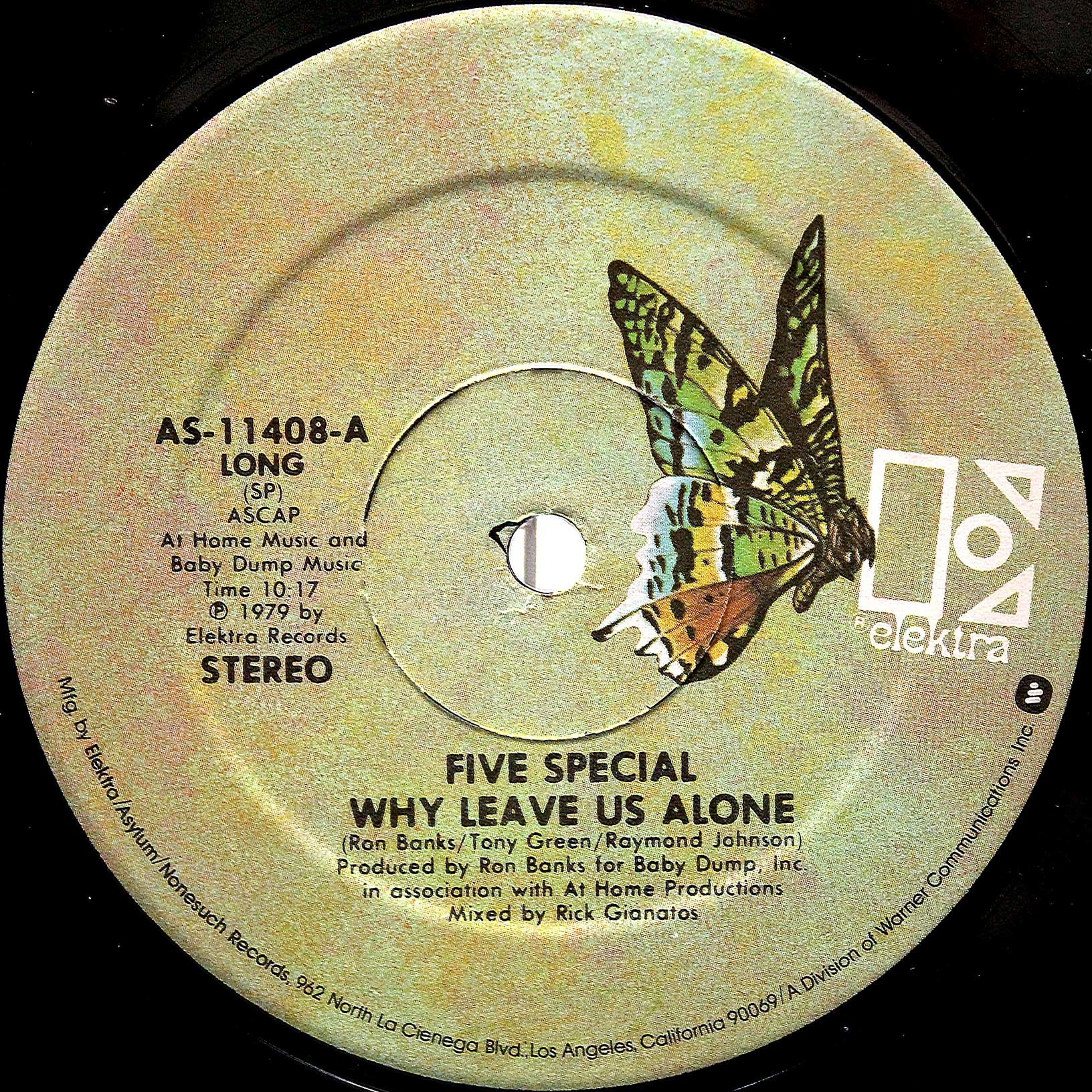 five special why leave us alone 03
