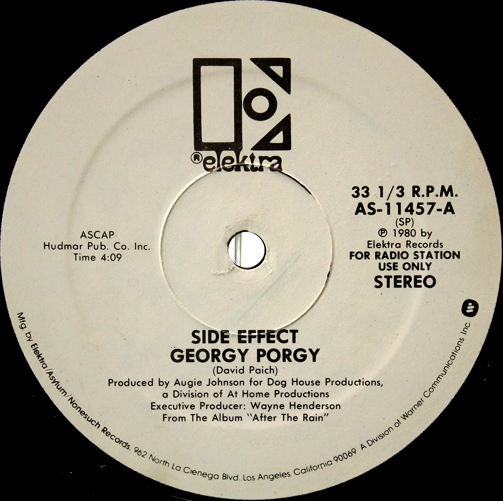 Side Effect – Georgy Porgy 02