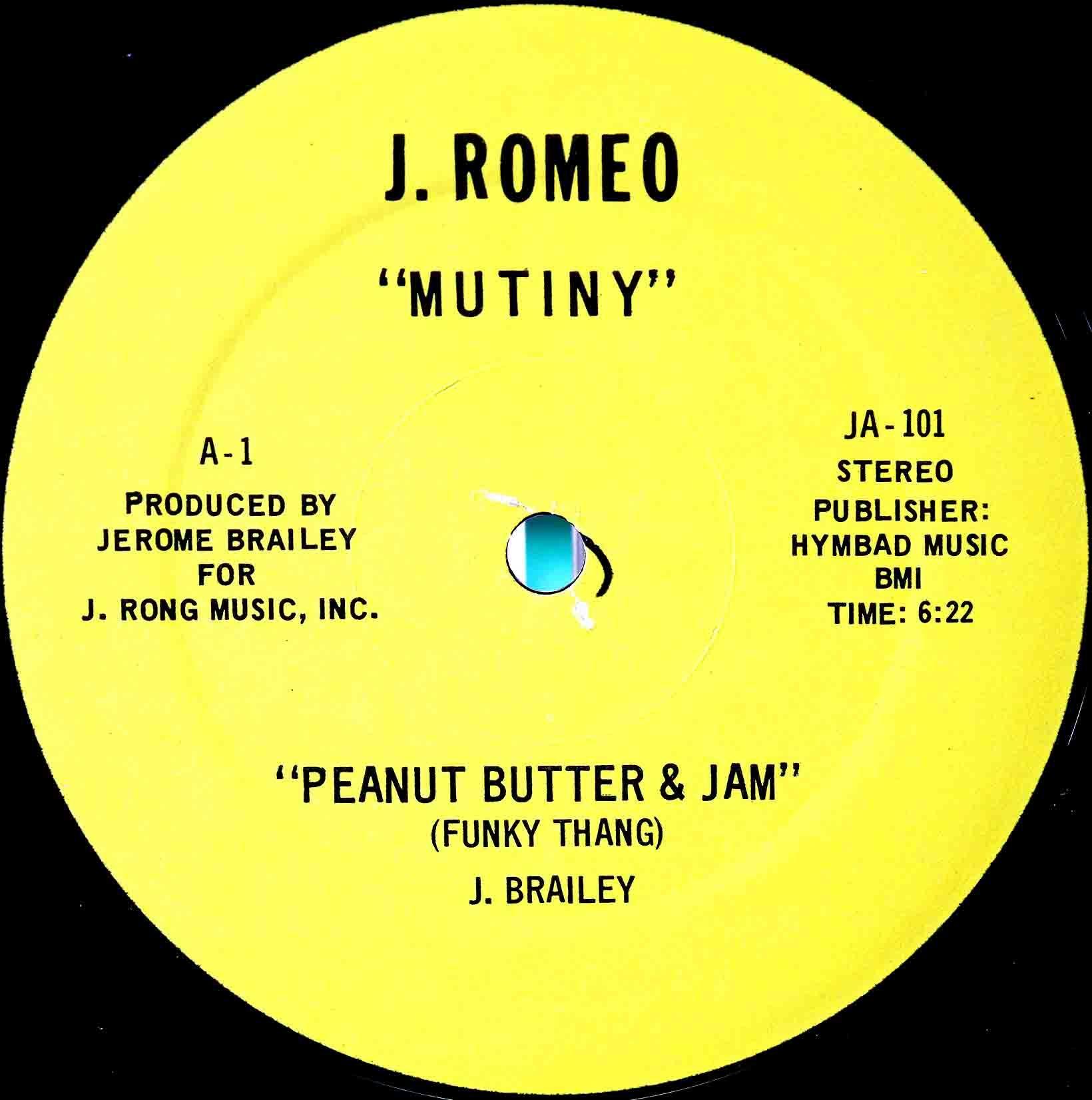 Mutiny Peanut Butter Jam 02