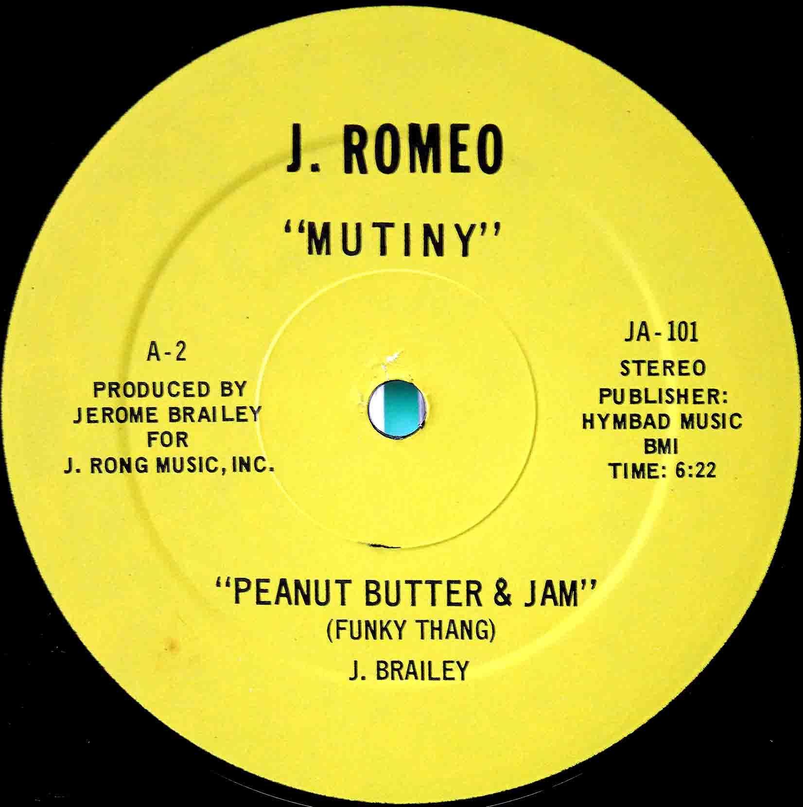 Mutiny Peanut Butter Jam 03