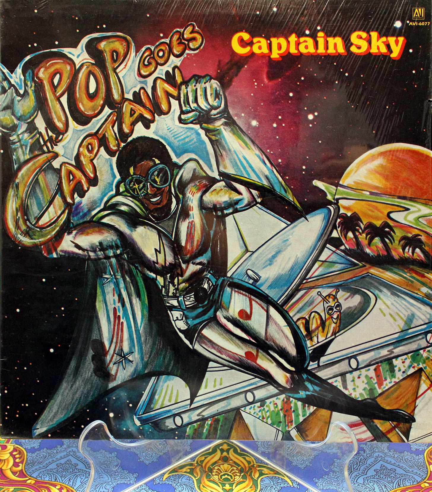 Captain Sky Pop Goes The Captain 01