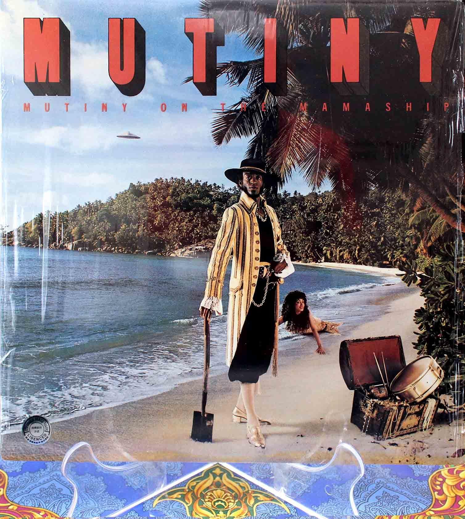 Mutiny Mutiny On The Mamaship 01
