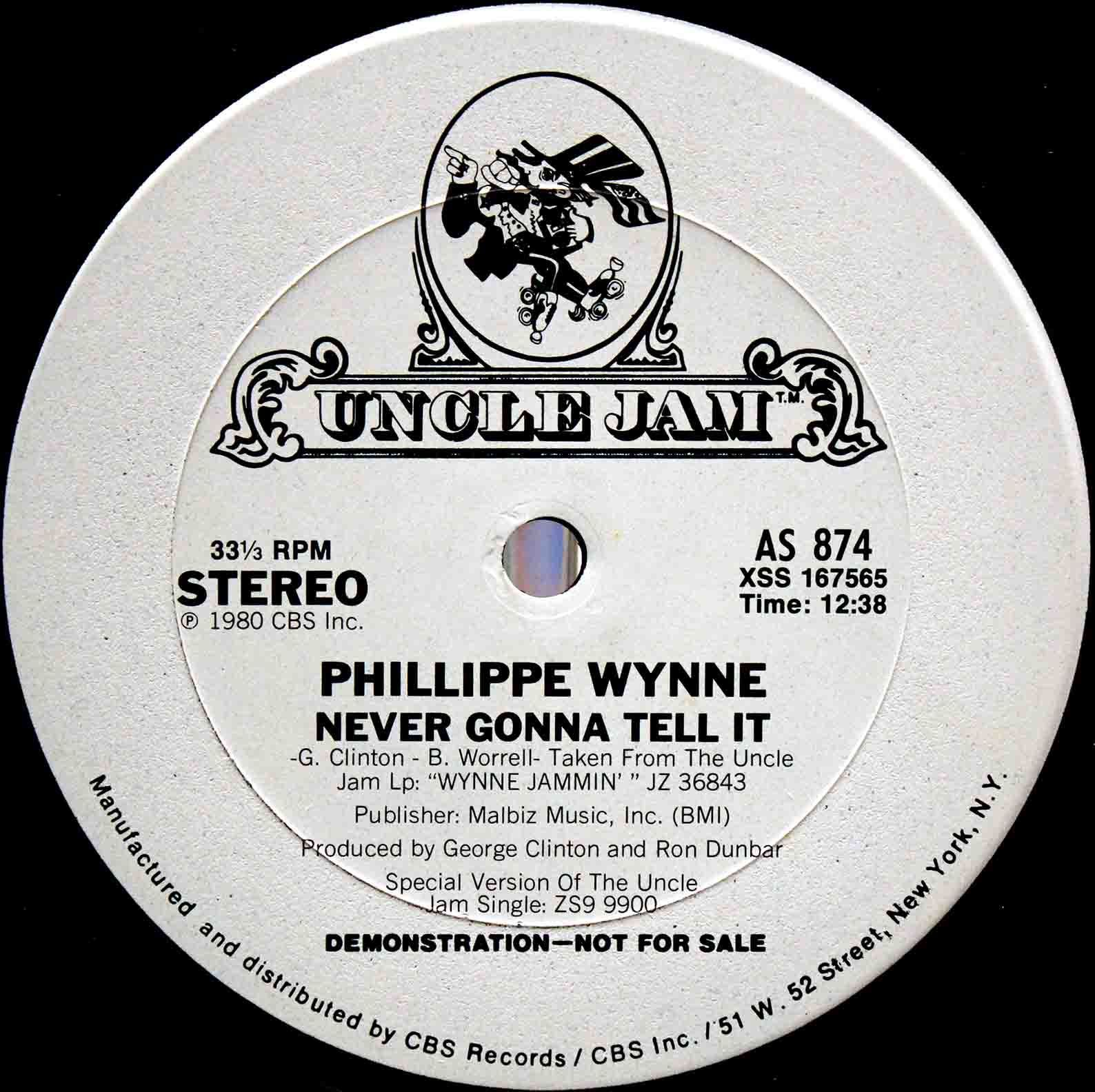 Phillippe Wynne - Never Gonna Tell It 02