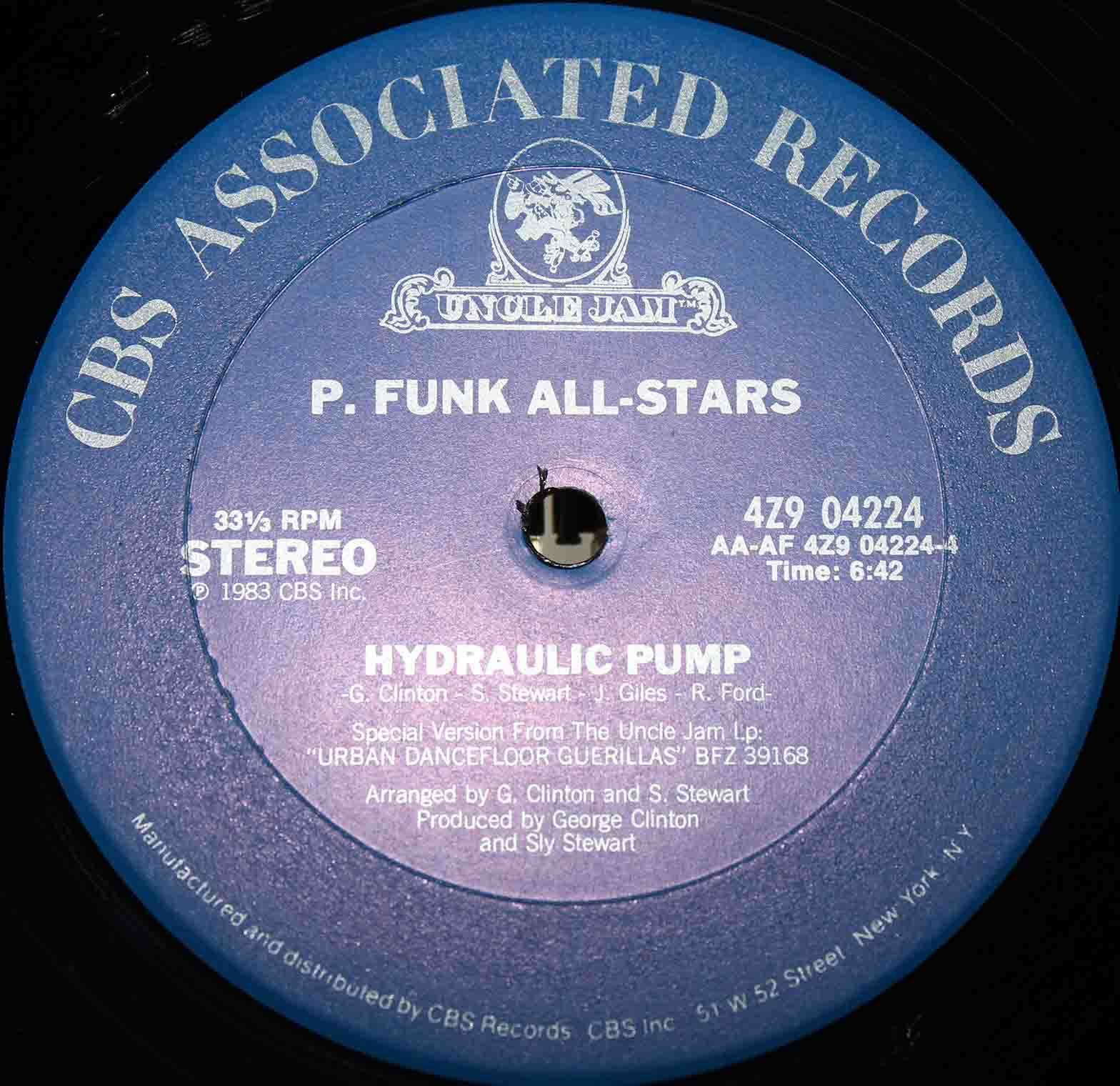 P Funk All Stars – Generator Pop 04