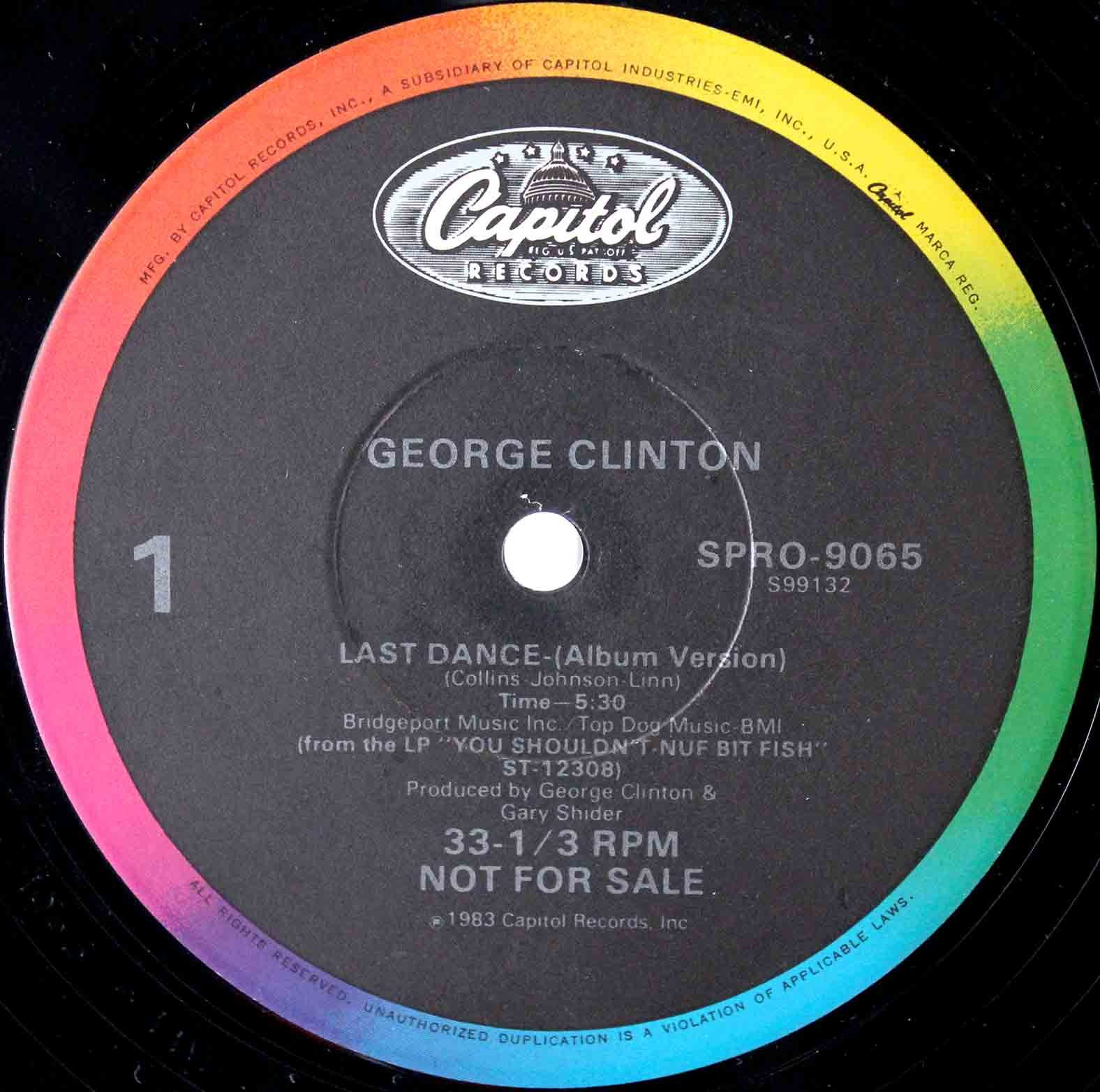 George Clinton - Last Dance 04