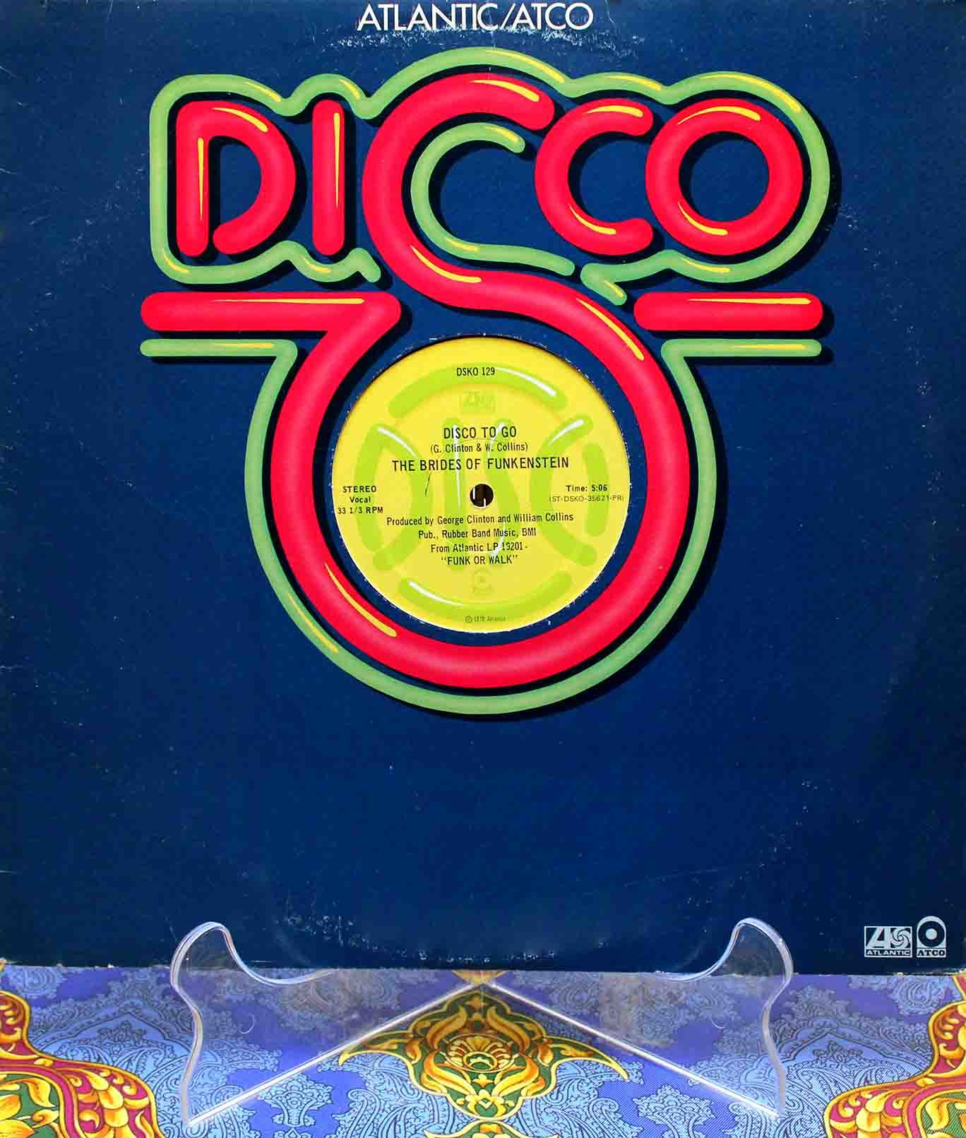 Brides Of Funkenstein ‎– Disco To Go 01