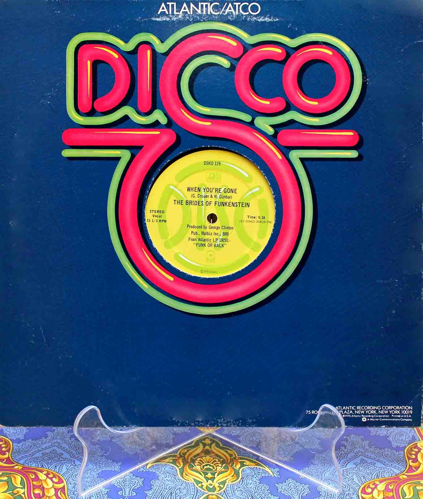 Brides Of Funkenstein ‎– Disco To Go 02