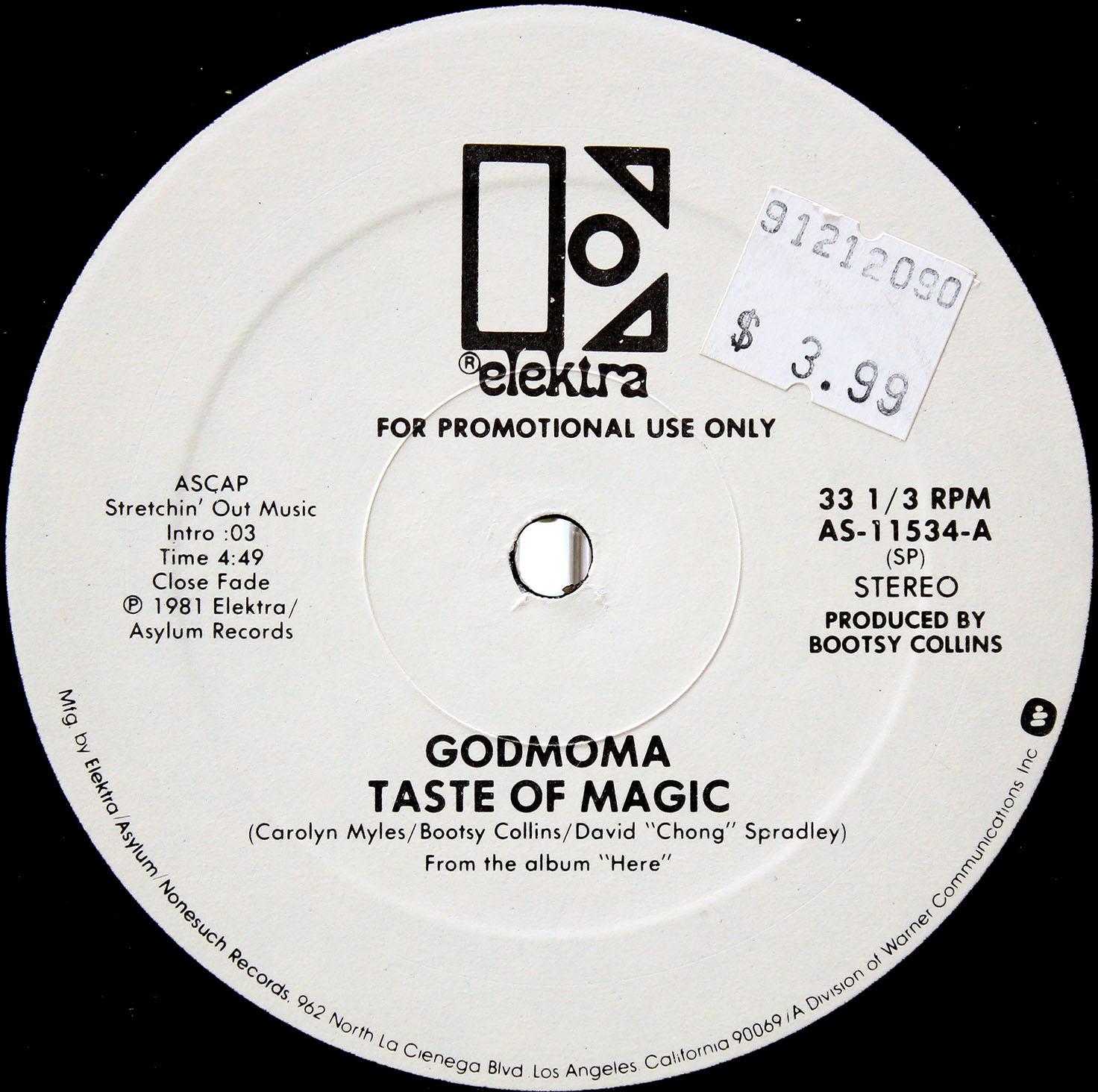 Godmoma Taste Of Magic 04