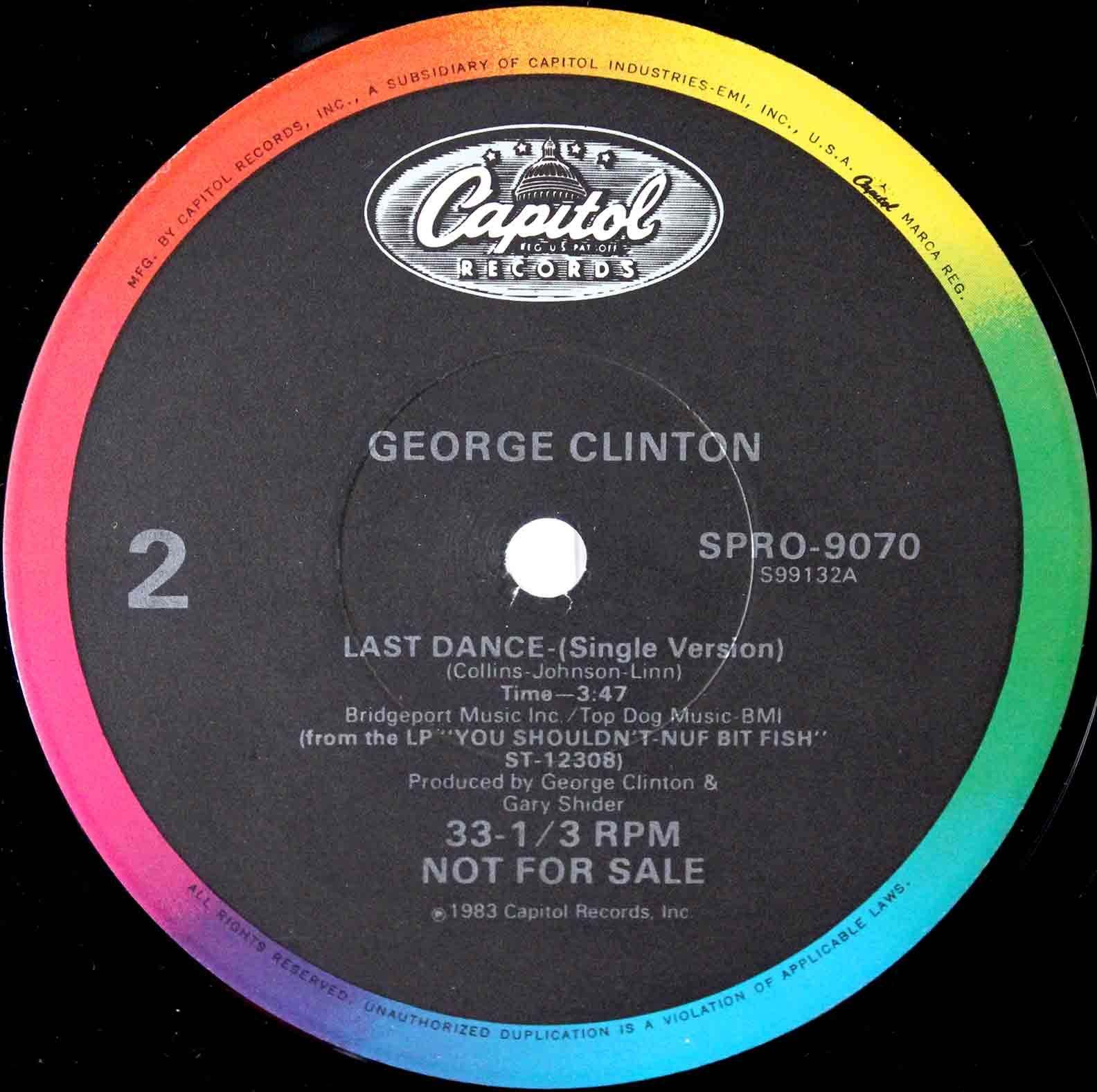 George Clinton - Last Dance 05