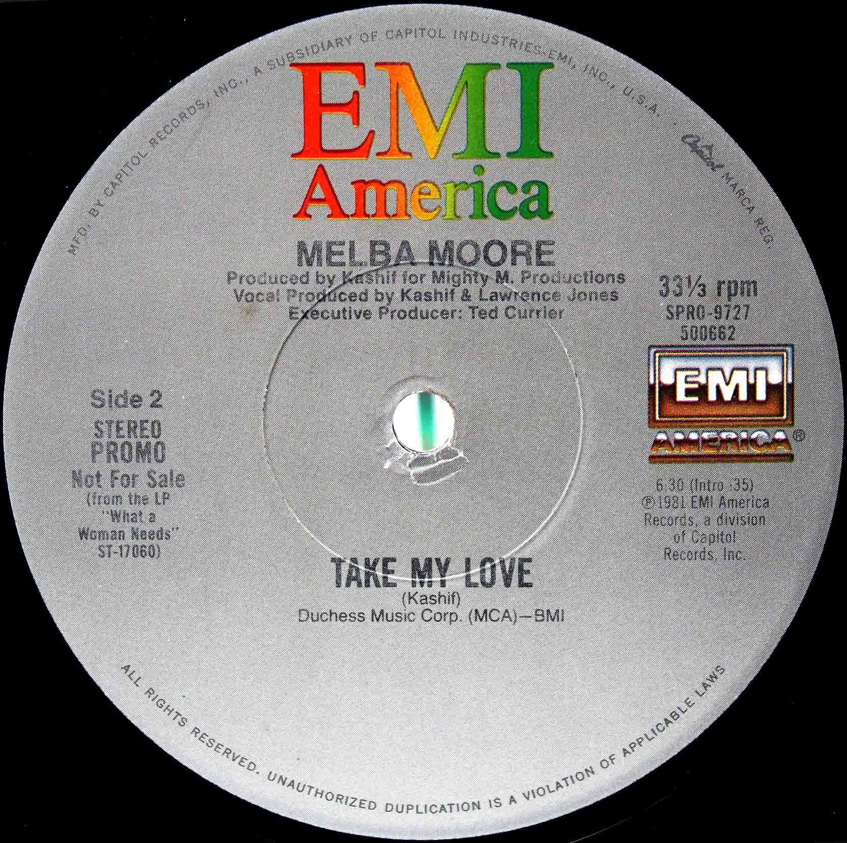 Melba Moore ‎– Lets Stand Together 04