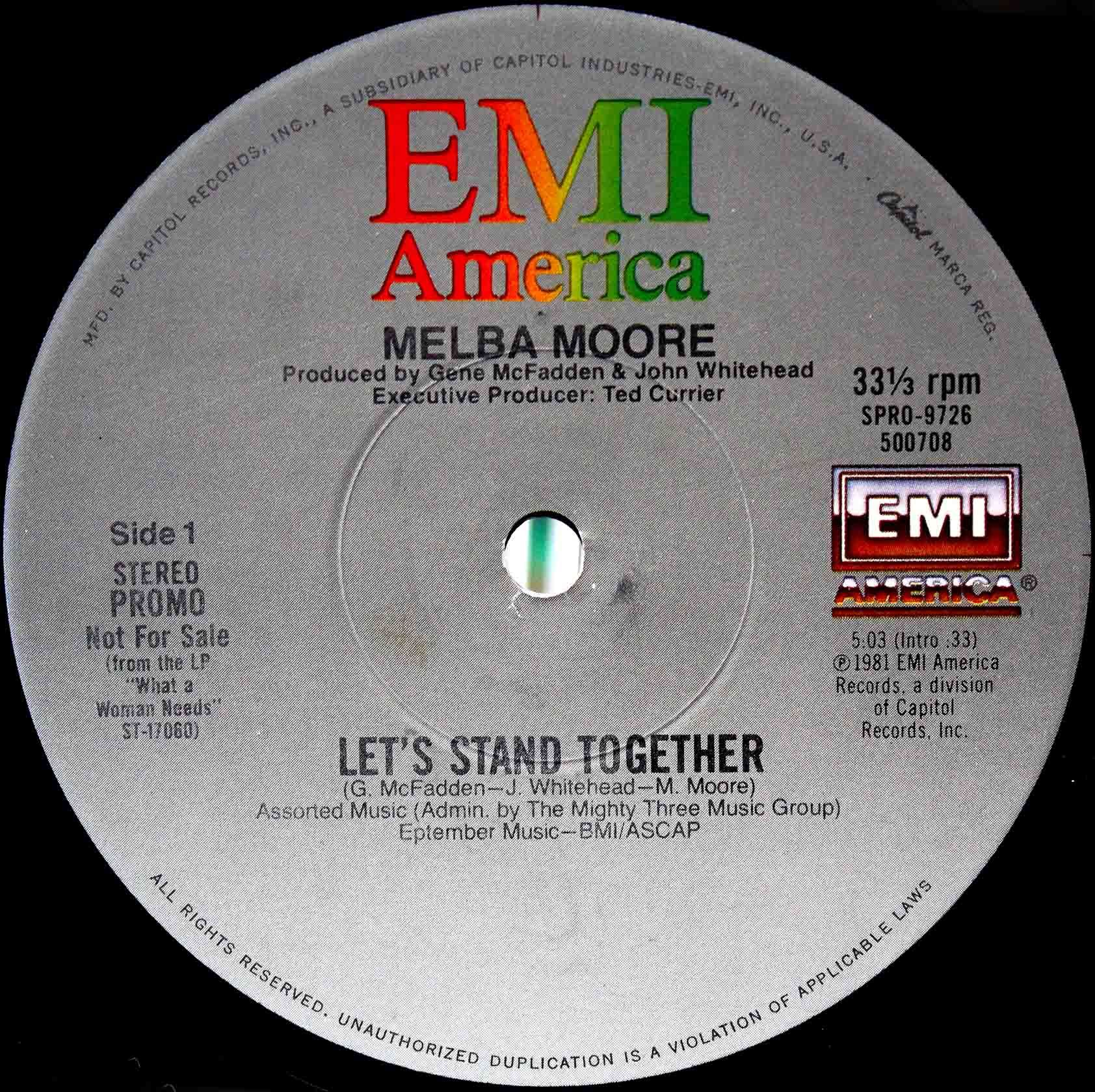 Melba Moore ‎– Lets Stand Together 03