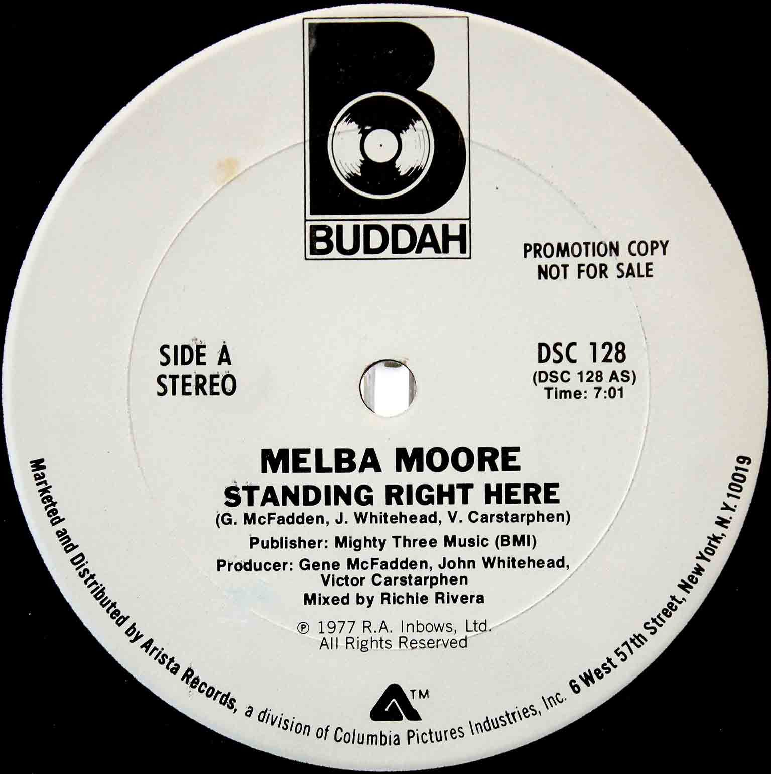 Melba Moore - Standing Right Here 03
