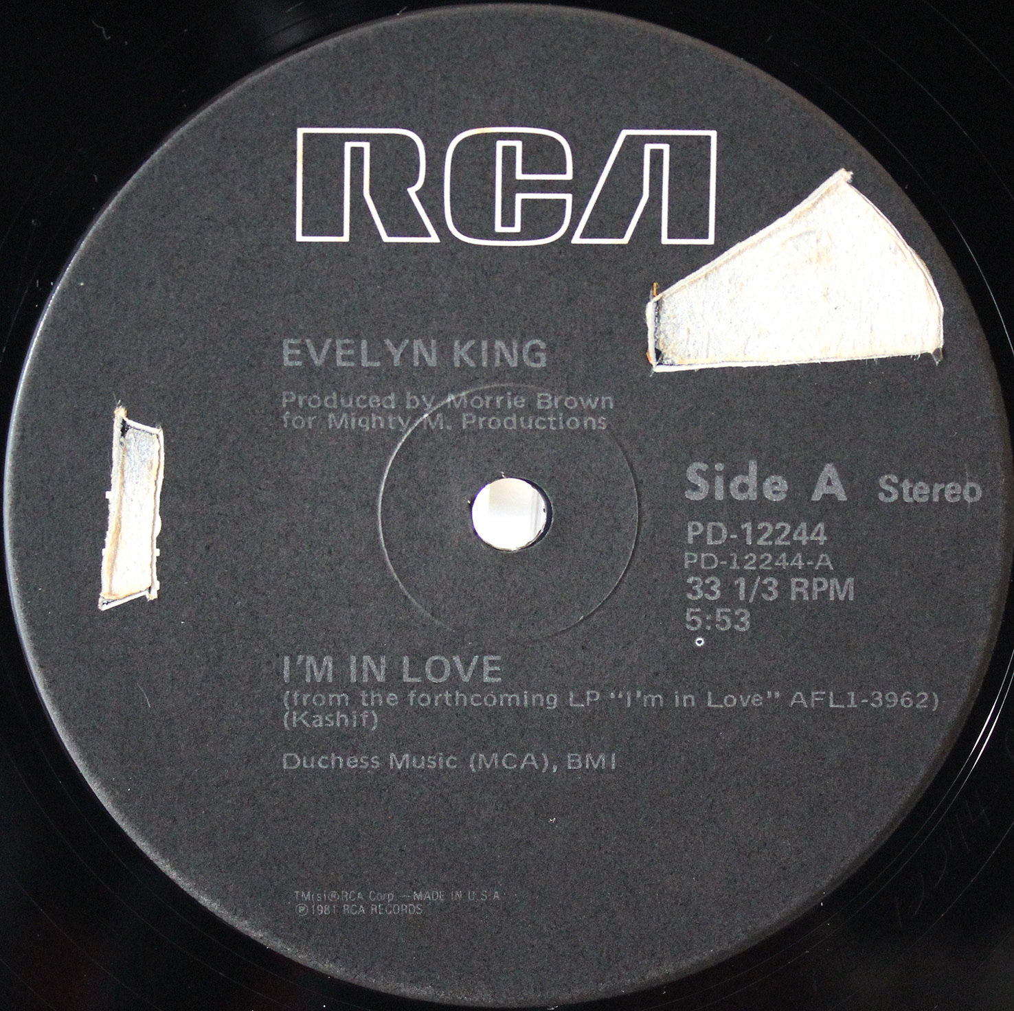 Evelyn King ‎– Im In Love 03
