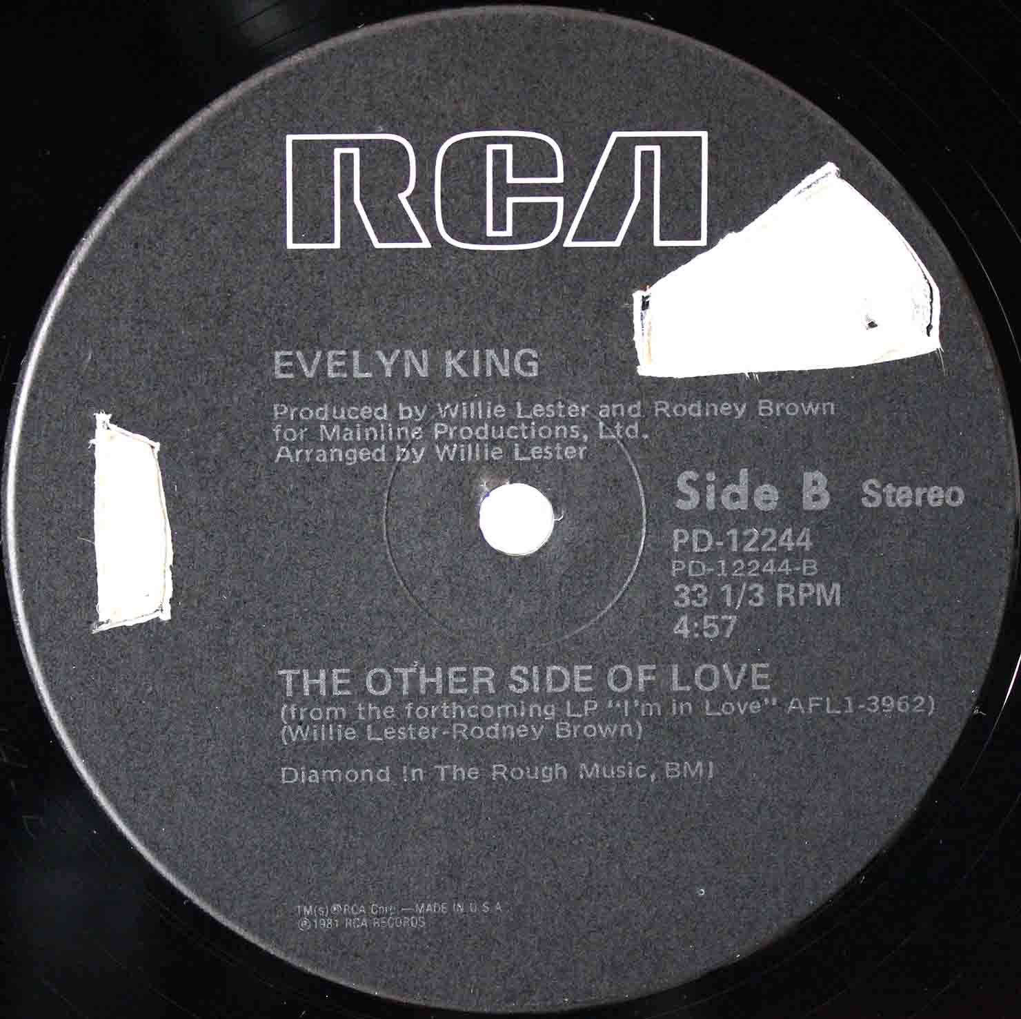 Evelyn King ‎– Im In Love 04