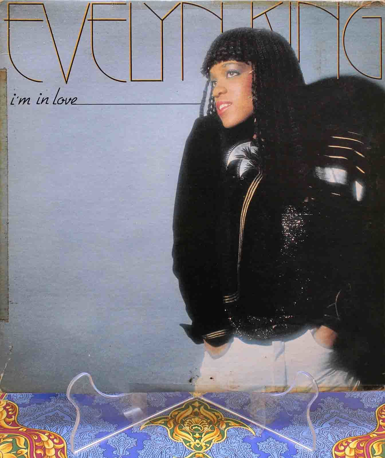 Evelyn King ‎– Im In Love LP 01