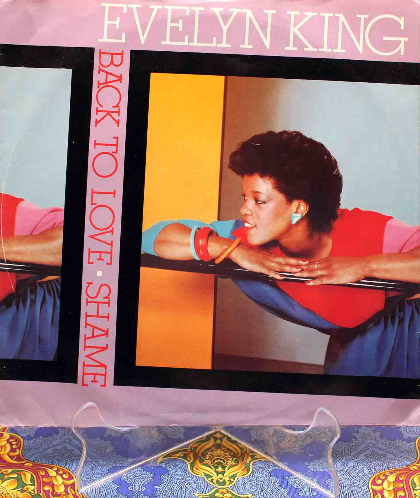 Evelyn King ‎– Back To Love 01