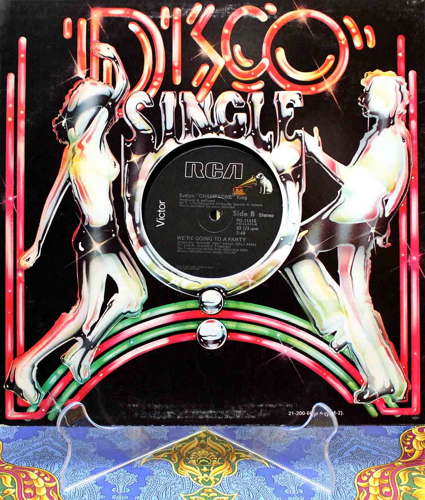 Evelyn King – I Dont Know If Its Right 02