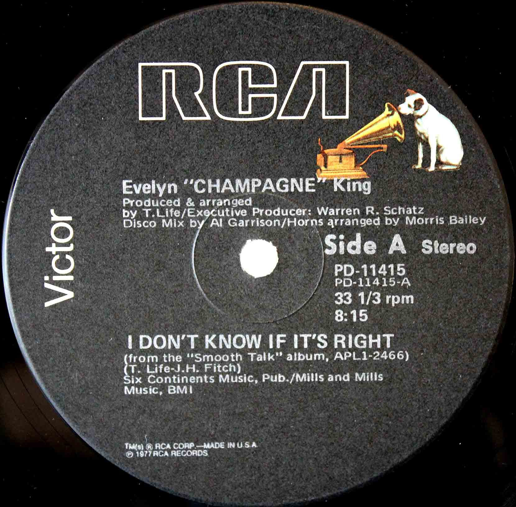 Evelyn King – I Dont Know If Its Right 03