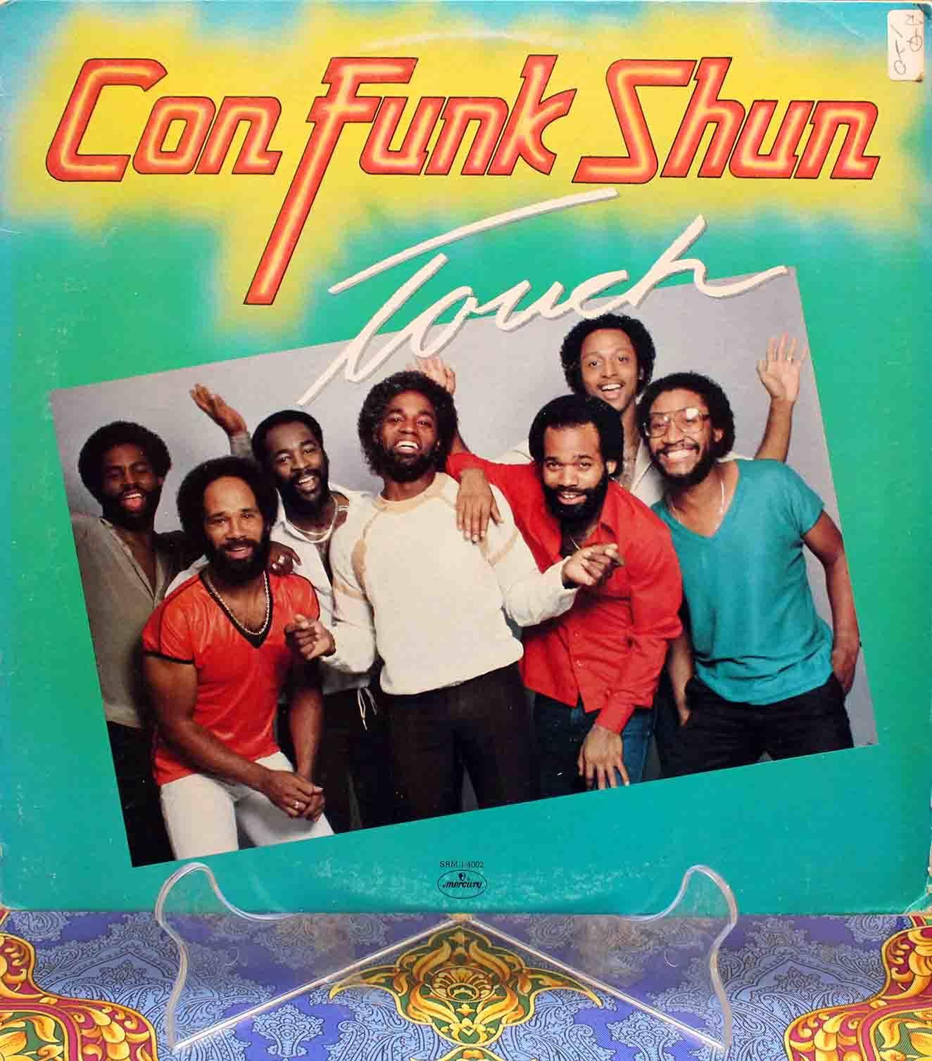 Con Funk Shun – Touch 01