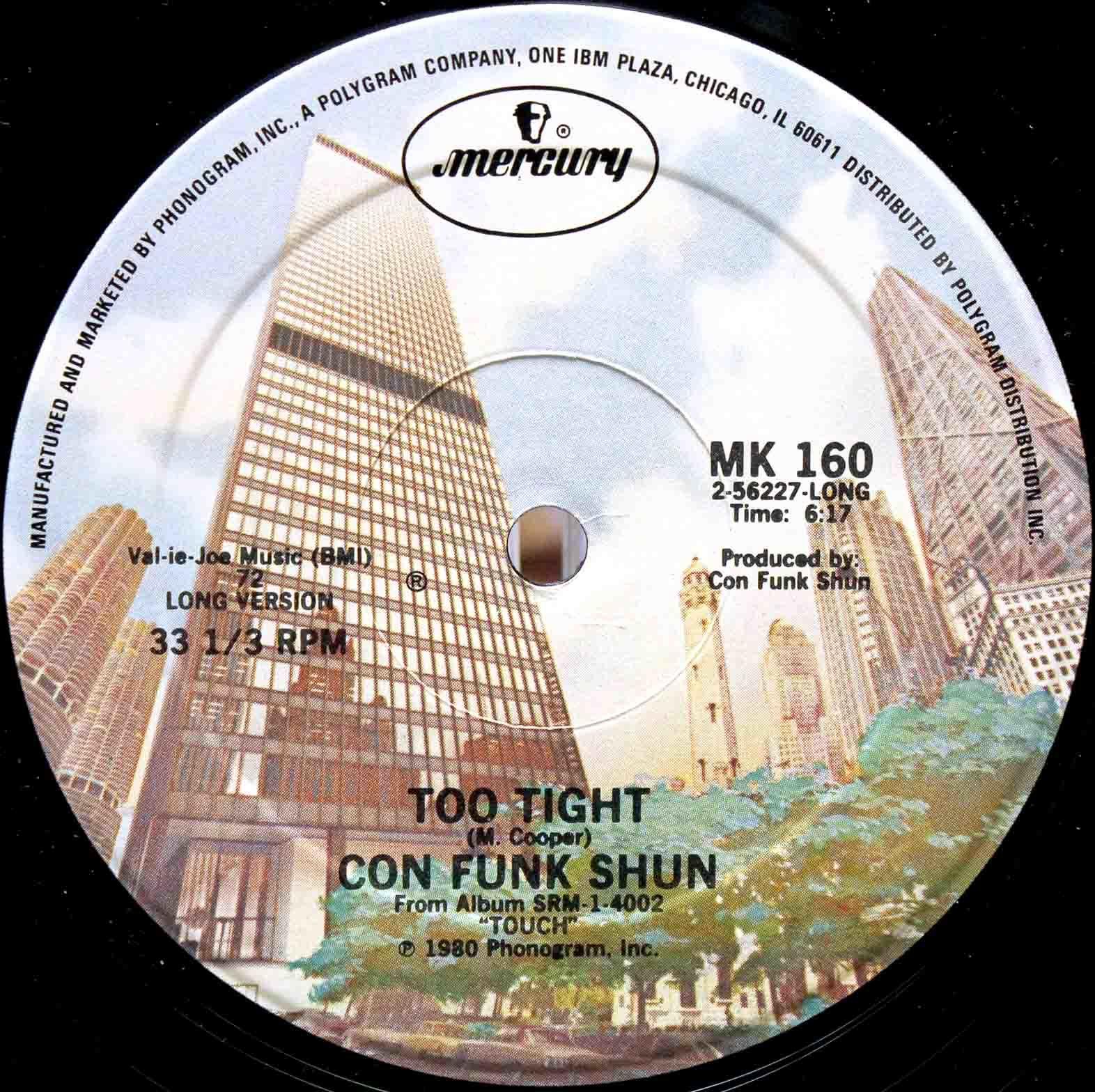Con Funk Shun – Too Tight 02