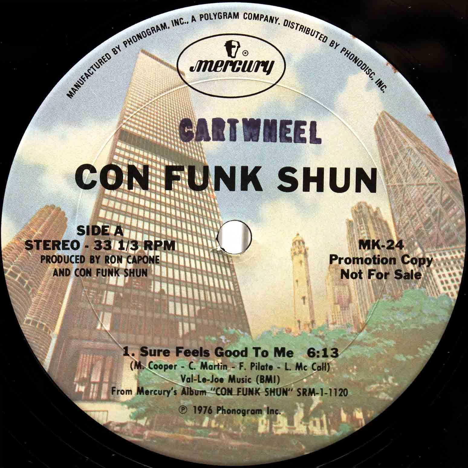 Con Funk Shun - Sure Feels Good To Me Foley Park 04