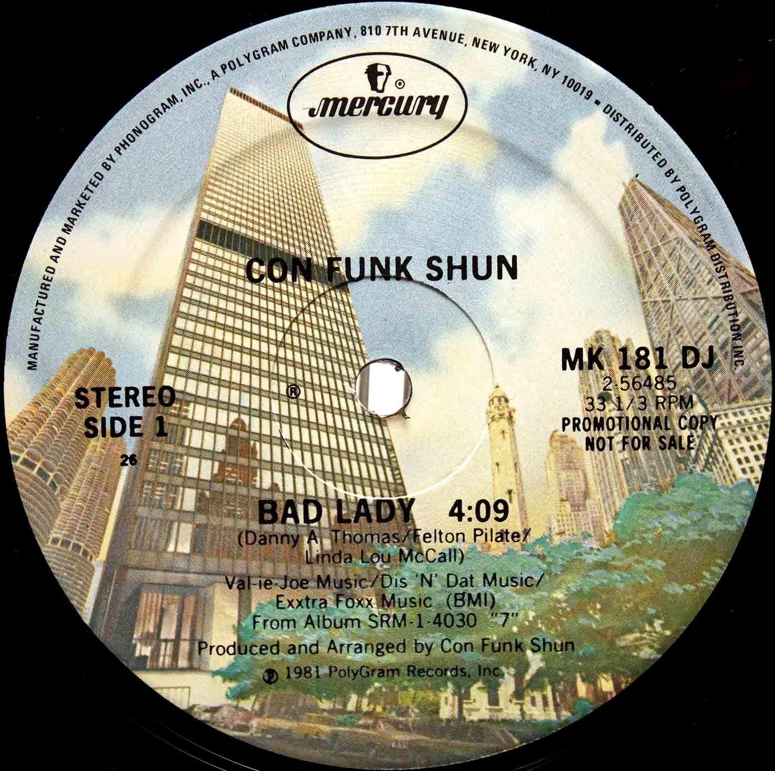 Con Funk Shun - Bad Lady 02