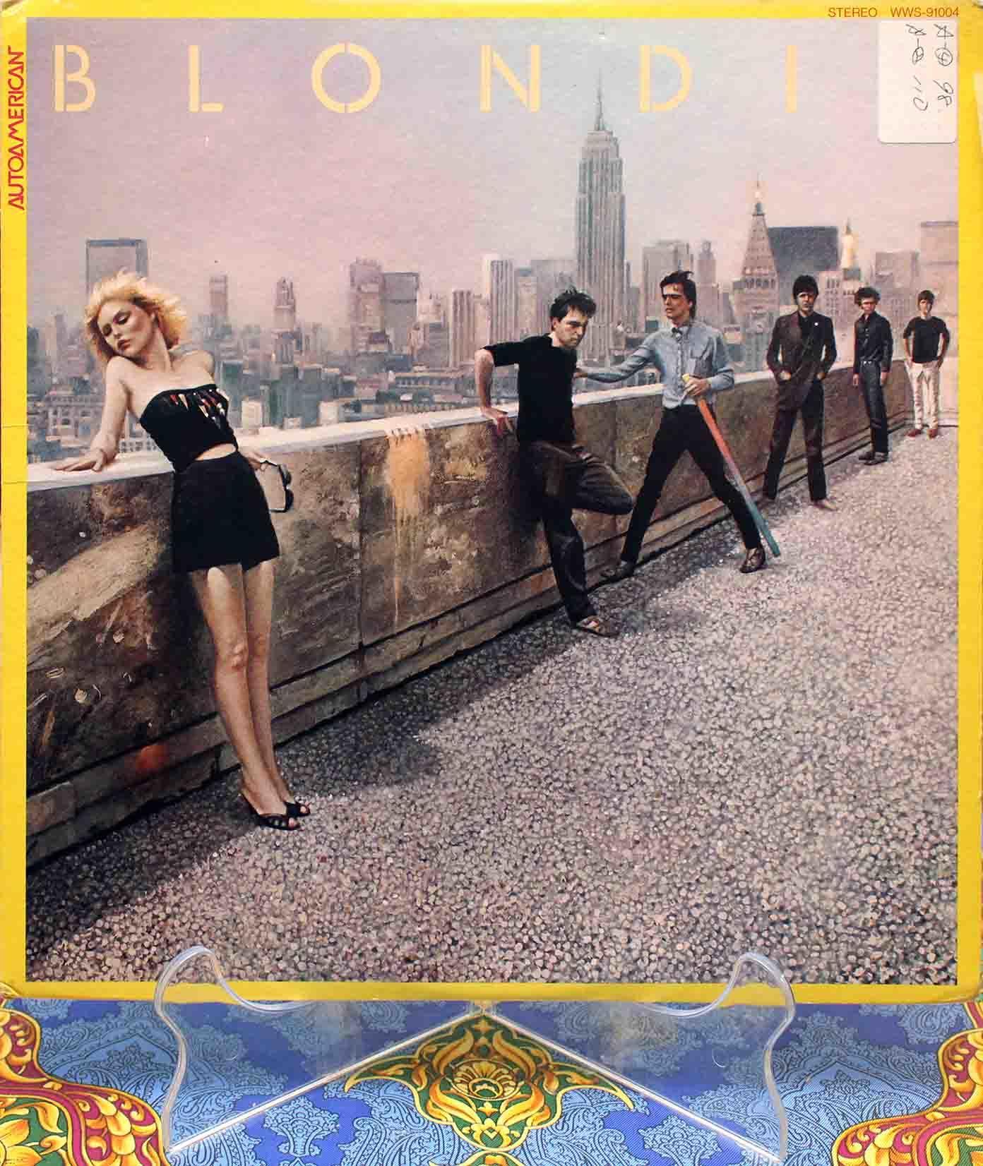 Blondie – Auto America 01