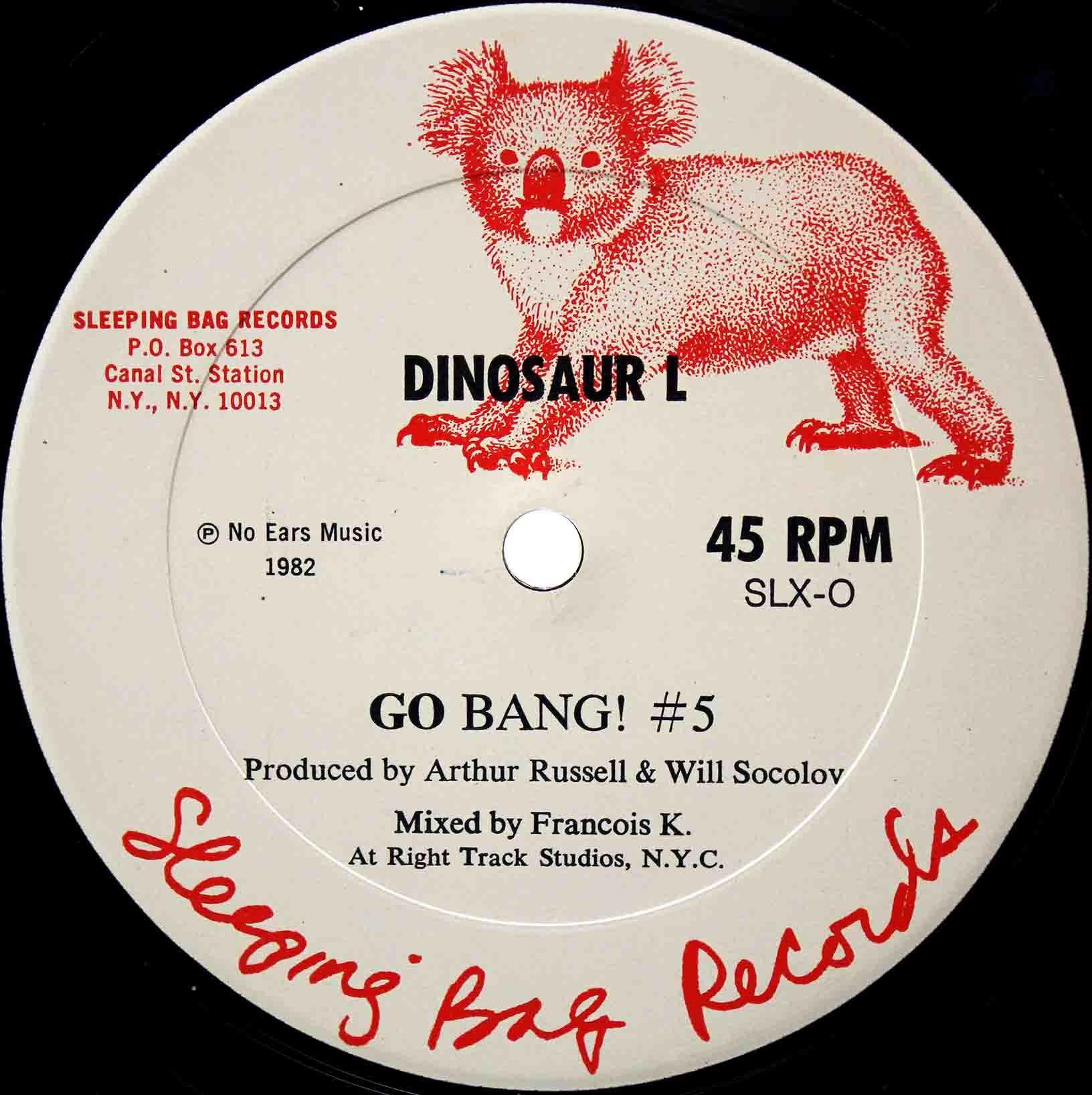 Dinosaur L – Go Bang! 02
