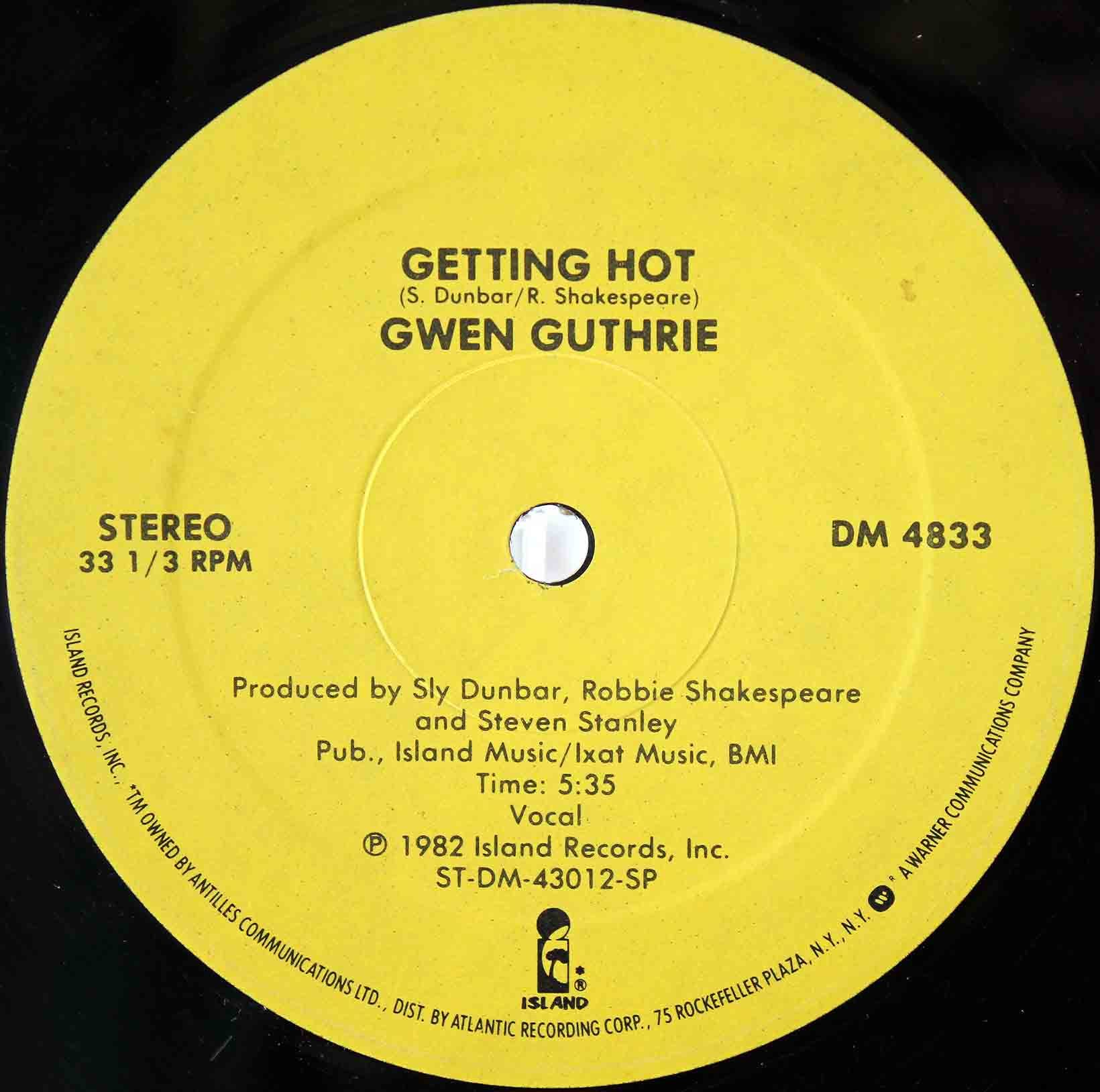Gwen Guthrie ‎– It Should Have Been You 04