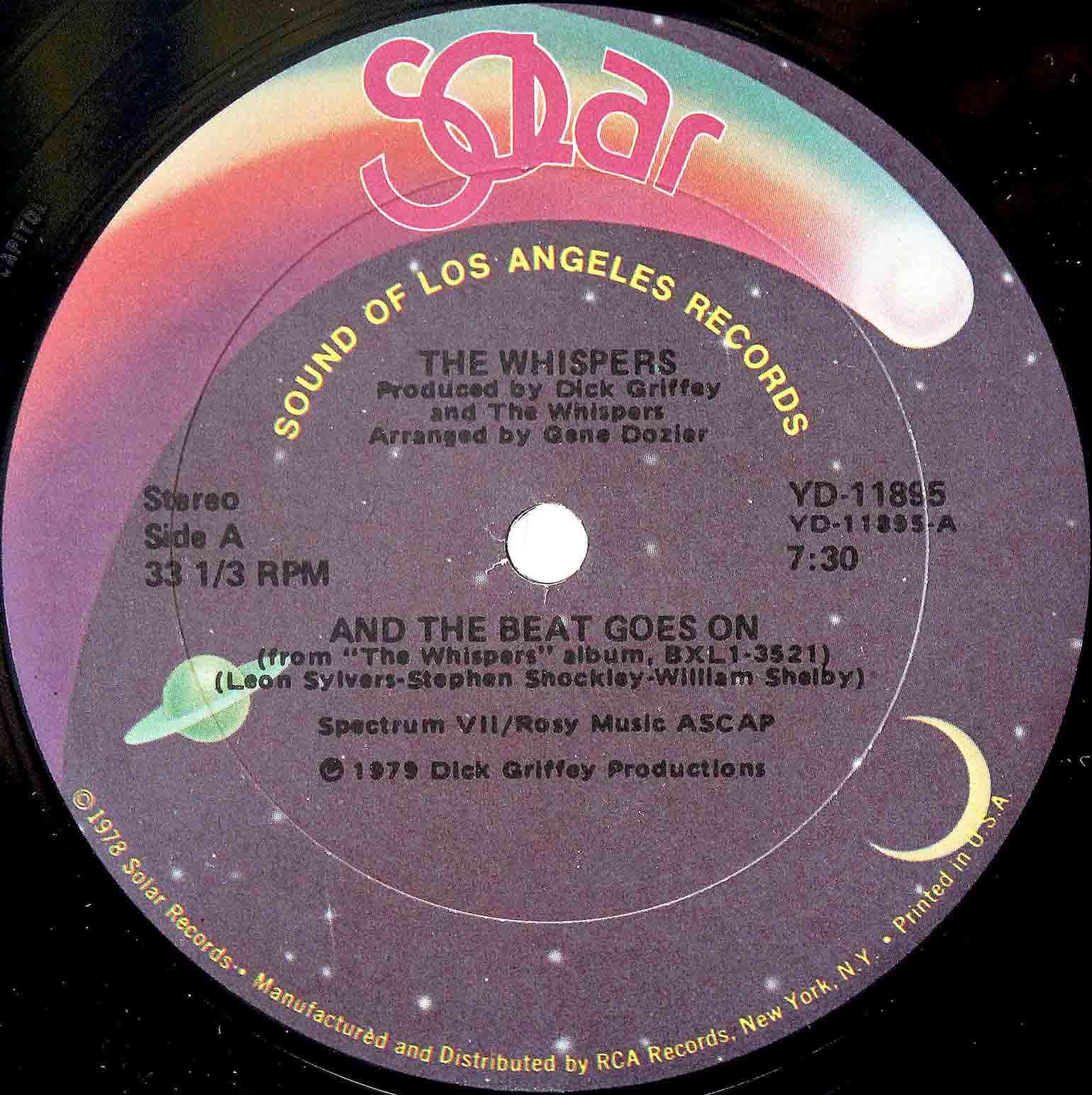 The Whispers - And the Beat Goes On 03
