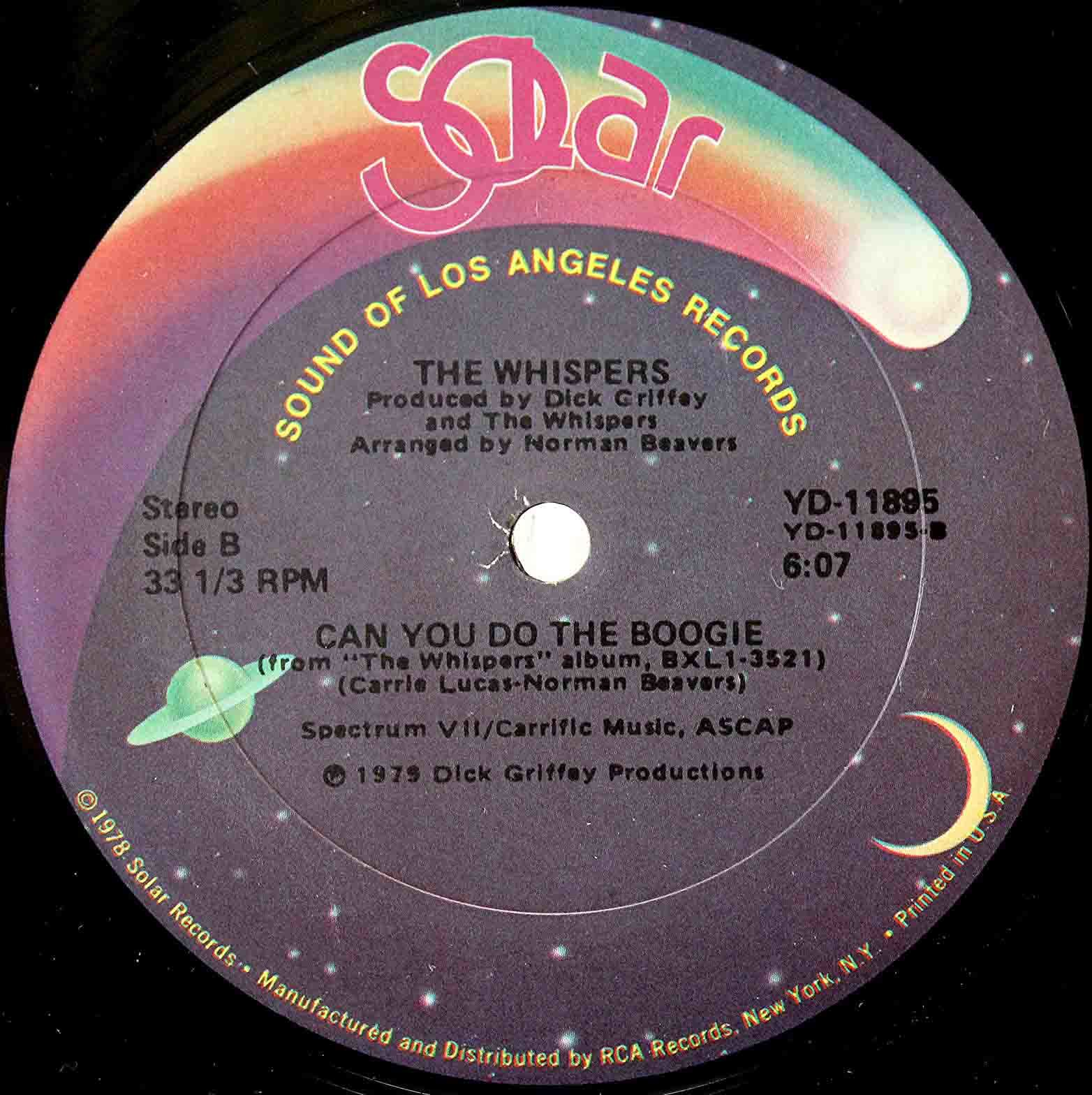 The Whispers - And the Beat Goes On 04