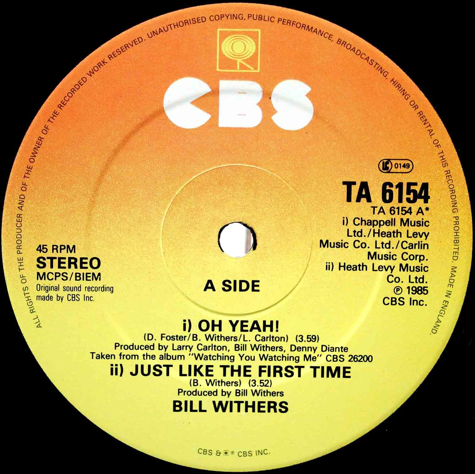 Bill Withers – Oh Yeah! 03