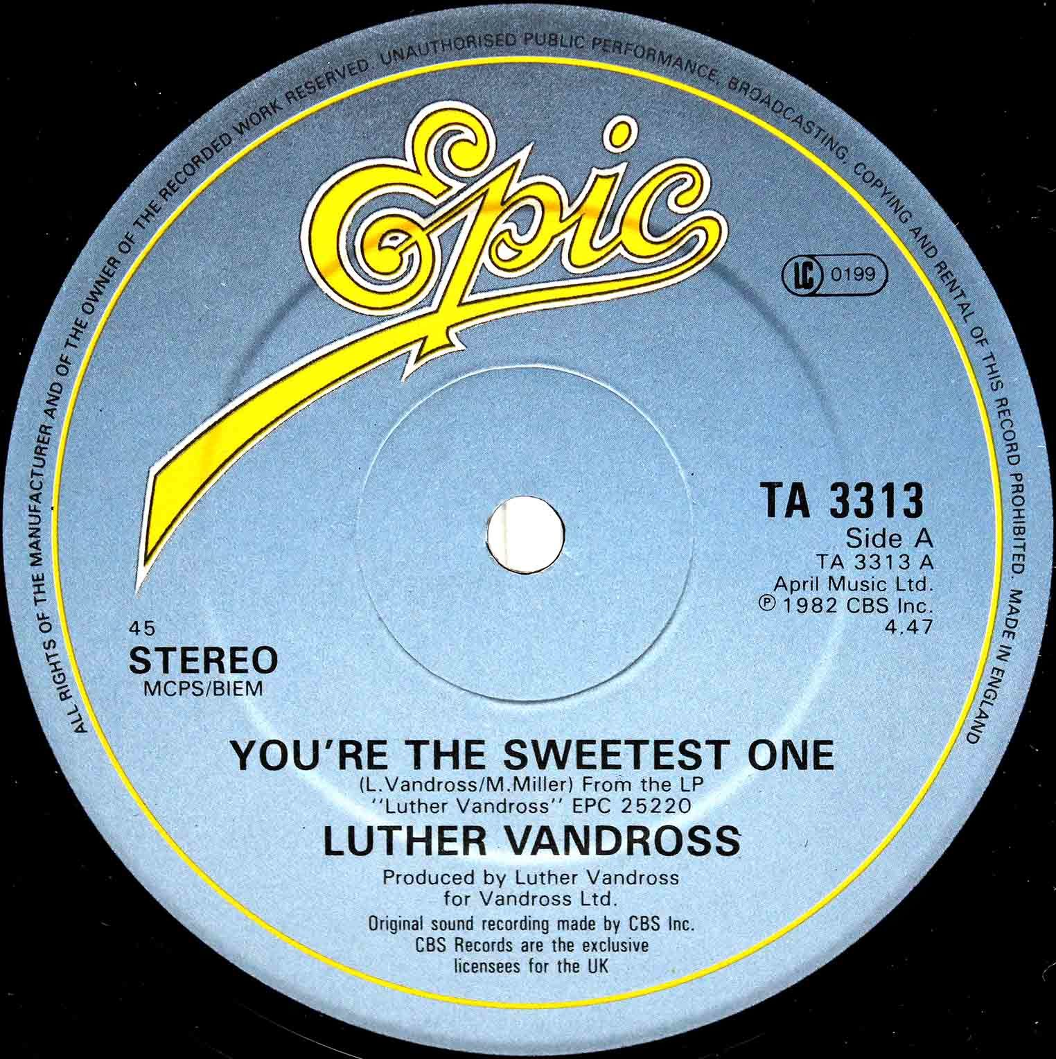 Luther Vandross super lady 03