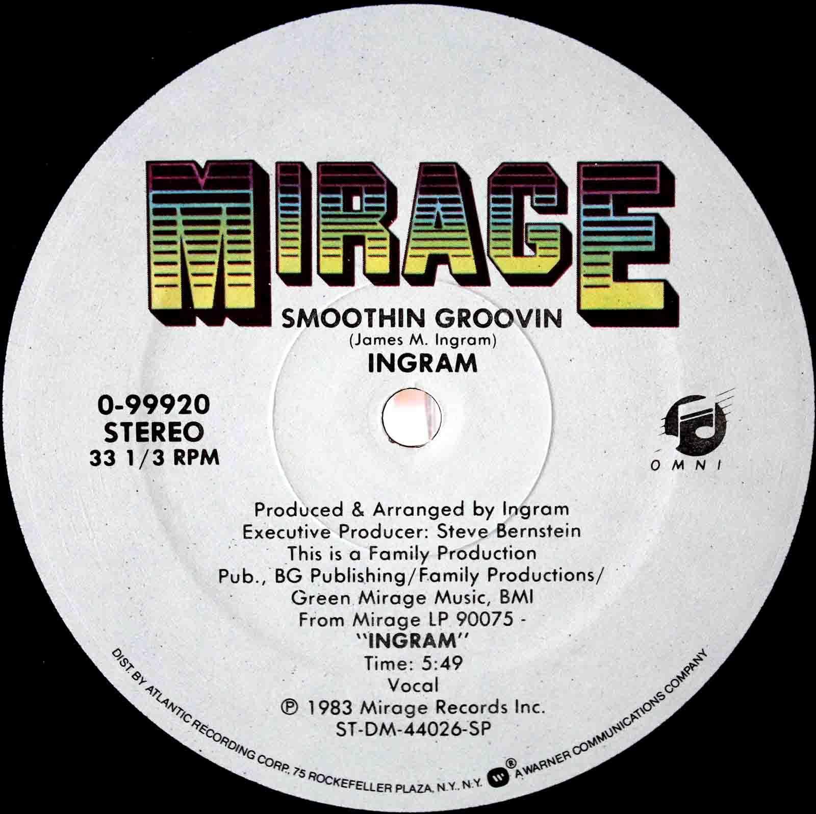 Ingram – Smoothin Groovin 02