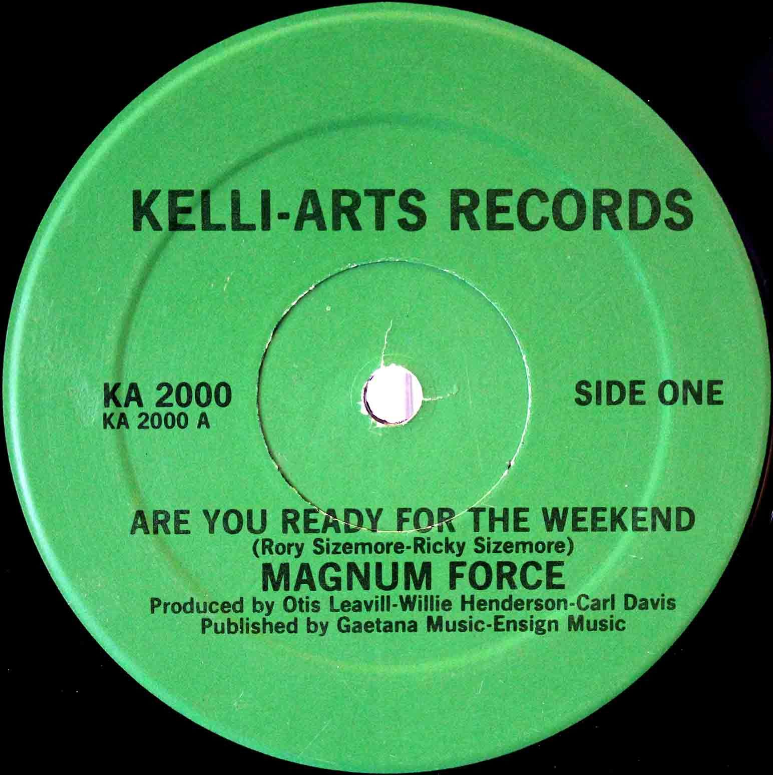 Magnum Force Are You Ready For The Weekend 03