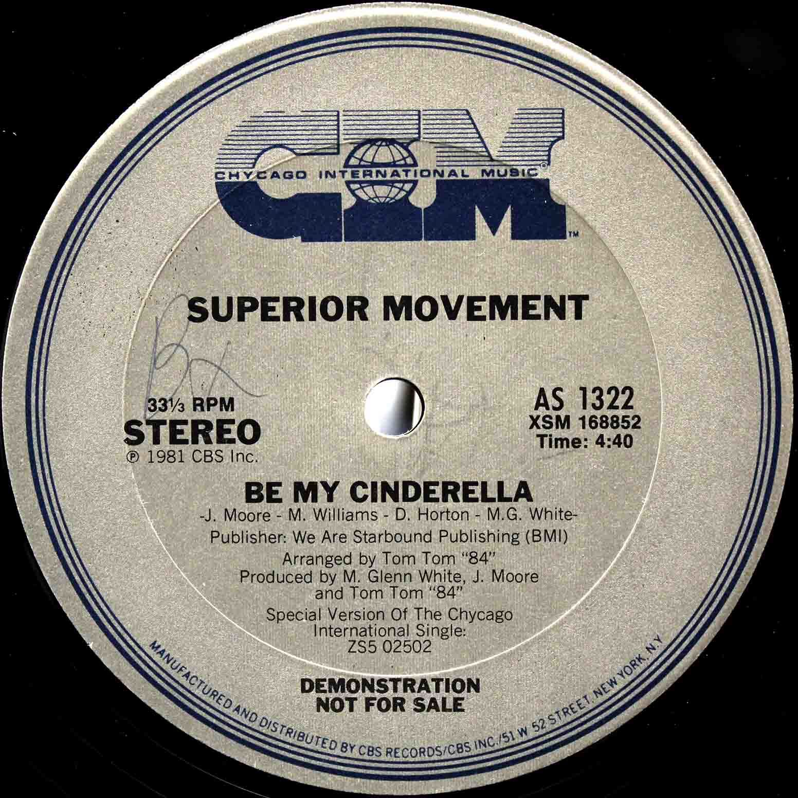 Superior Movement - Be My Cinderella 03